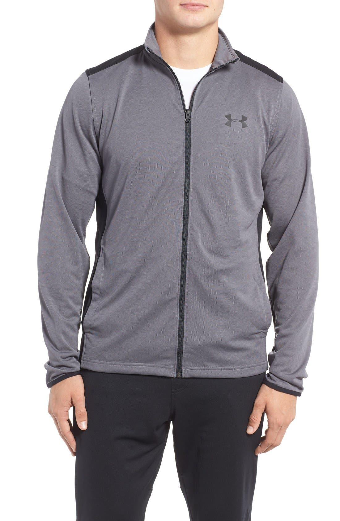 UNDER ARMOUR HeatGear<sup>®</sup> Regular Fit Maverick Jacket