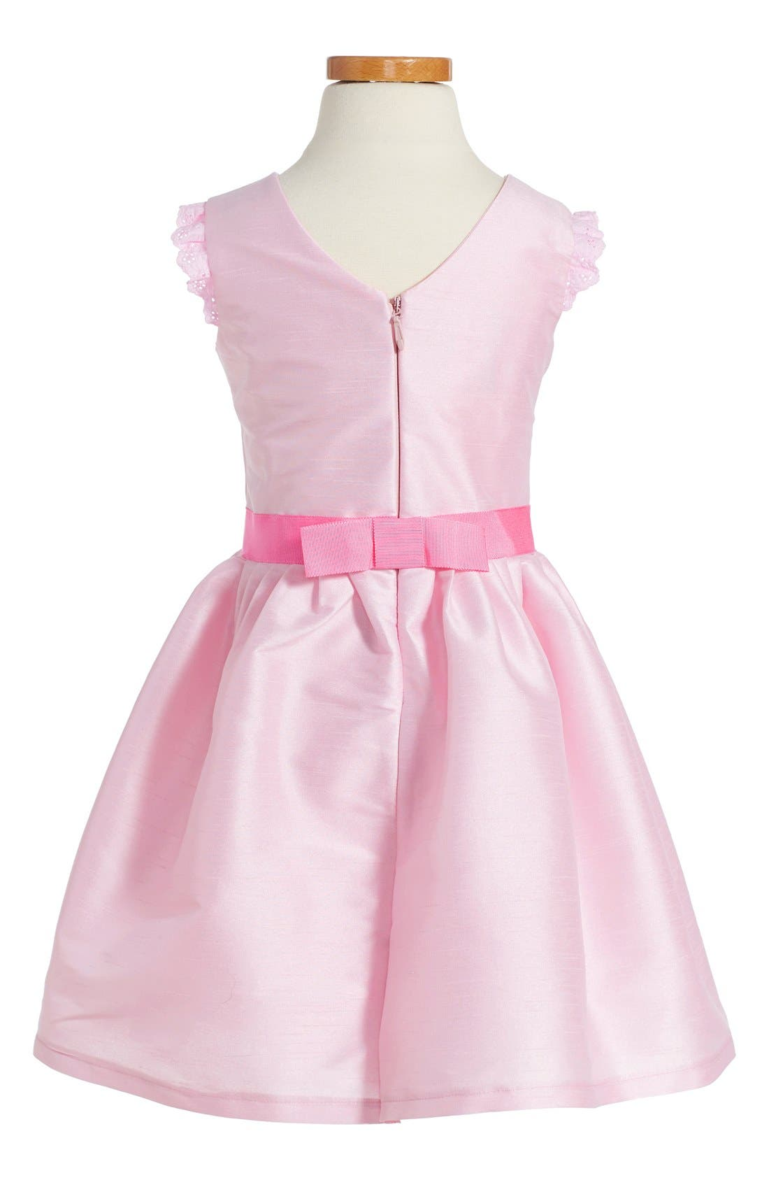 Birthday Balloons Party Dress,                             Alternate thumbnail 2, color,                             Pink
