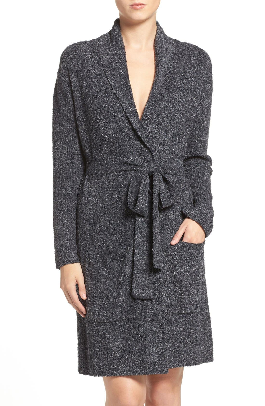 Barefoot Dreams CozyChic Lite® Short Robe