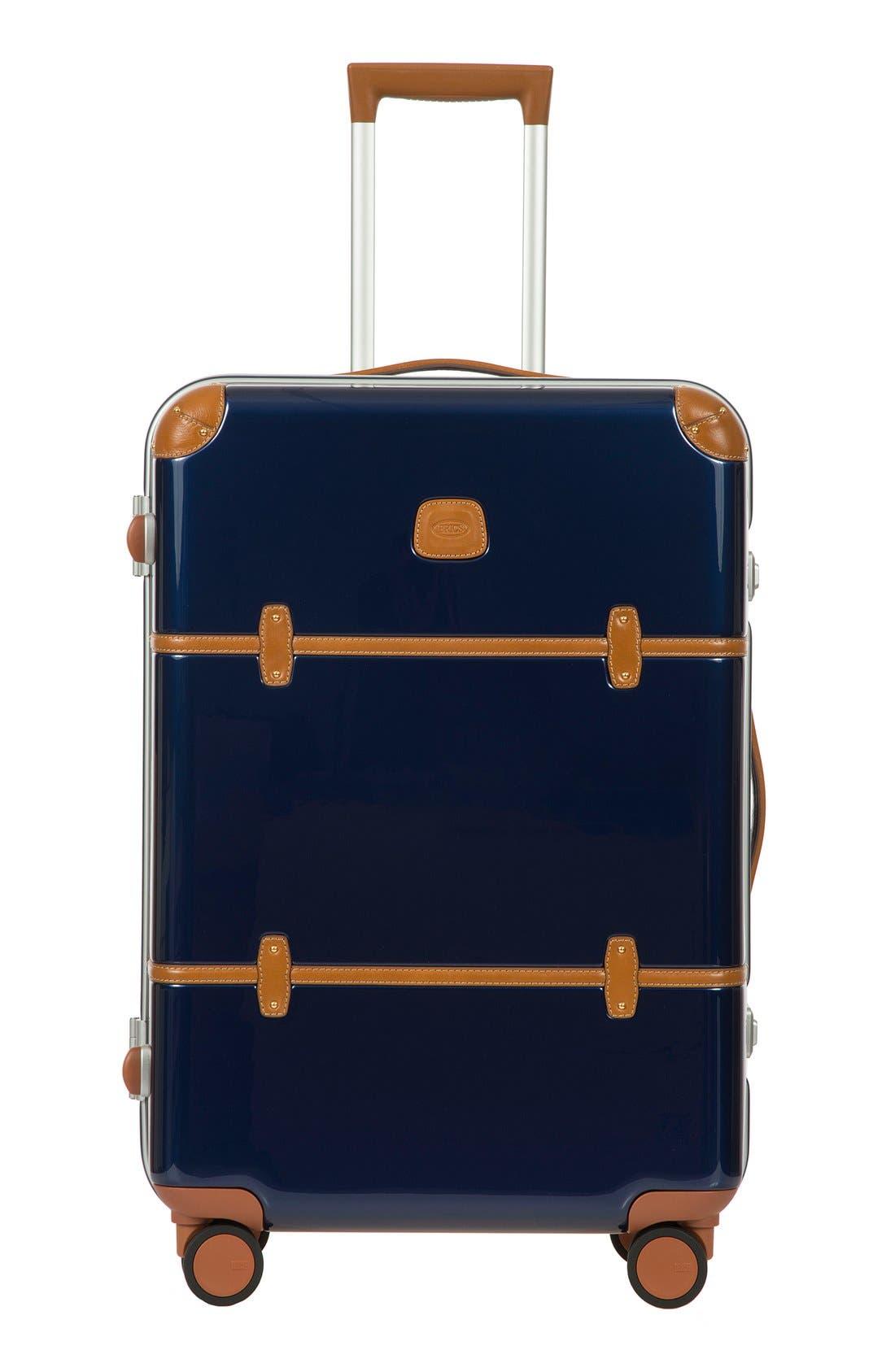 Bric's Bellagio Metallo 2.0 27 Inch Rolling Suitcase