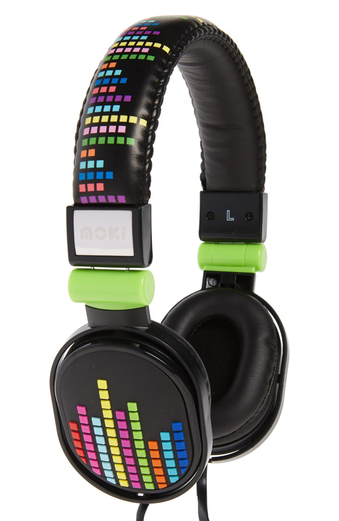 Moki Popper Volume Limited Headphones