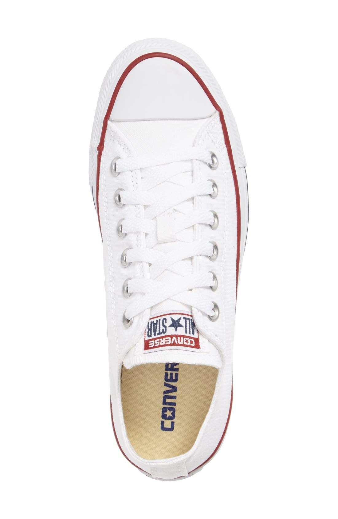 Alternate Image 3  - Converse Chuck Taylor® Sneaker (Toddler, Little Kid & Big Kid)