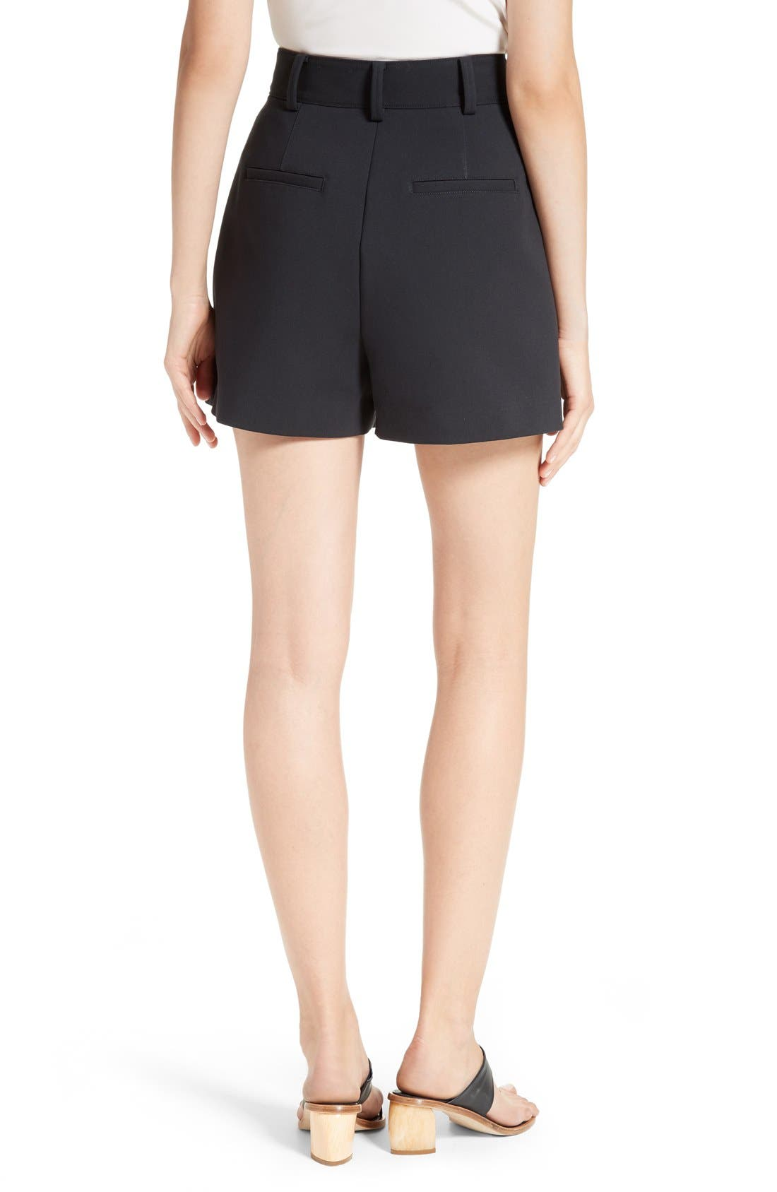 Alternate Image 3  - Tibi Urban Stretch Shorts