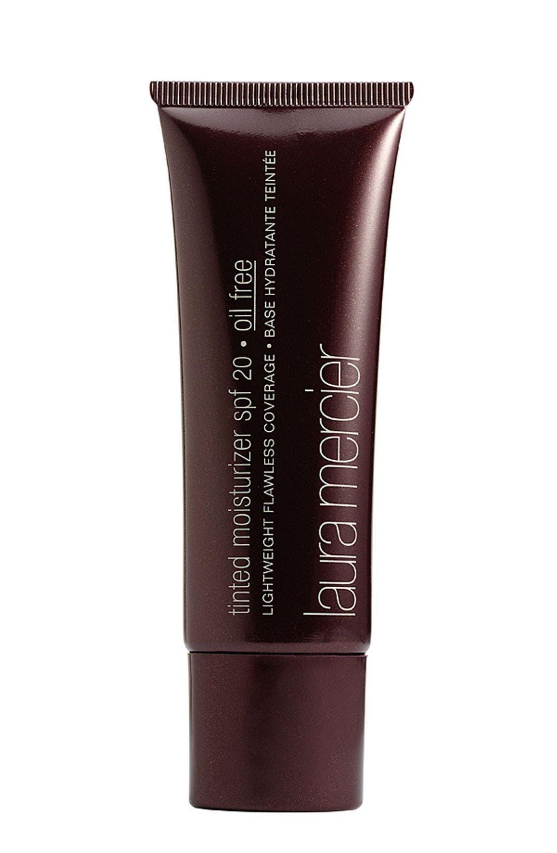 Laura Mercier Oil-Free Tinted Moisturizer Broad Spectrum SPF 20 Sunscreen