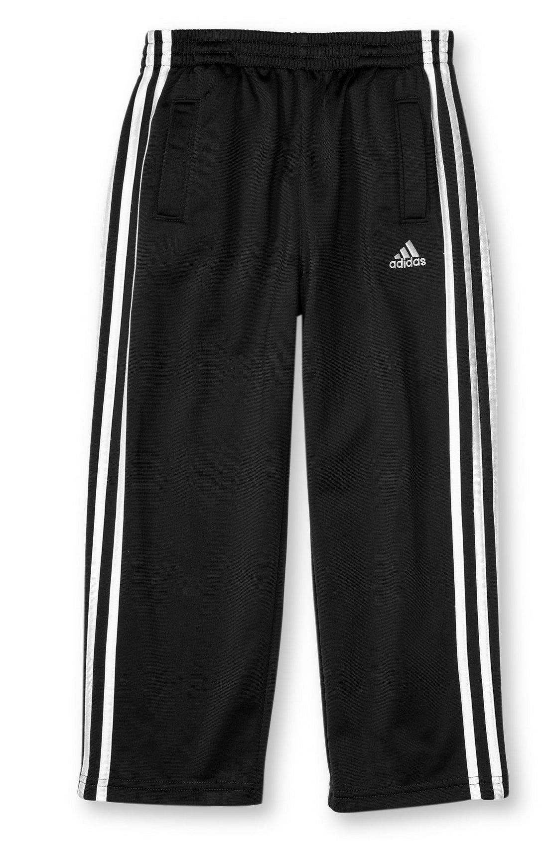 Alternate Image 1 Selected - adidas Elastic Waist Pants (Little Boys)