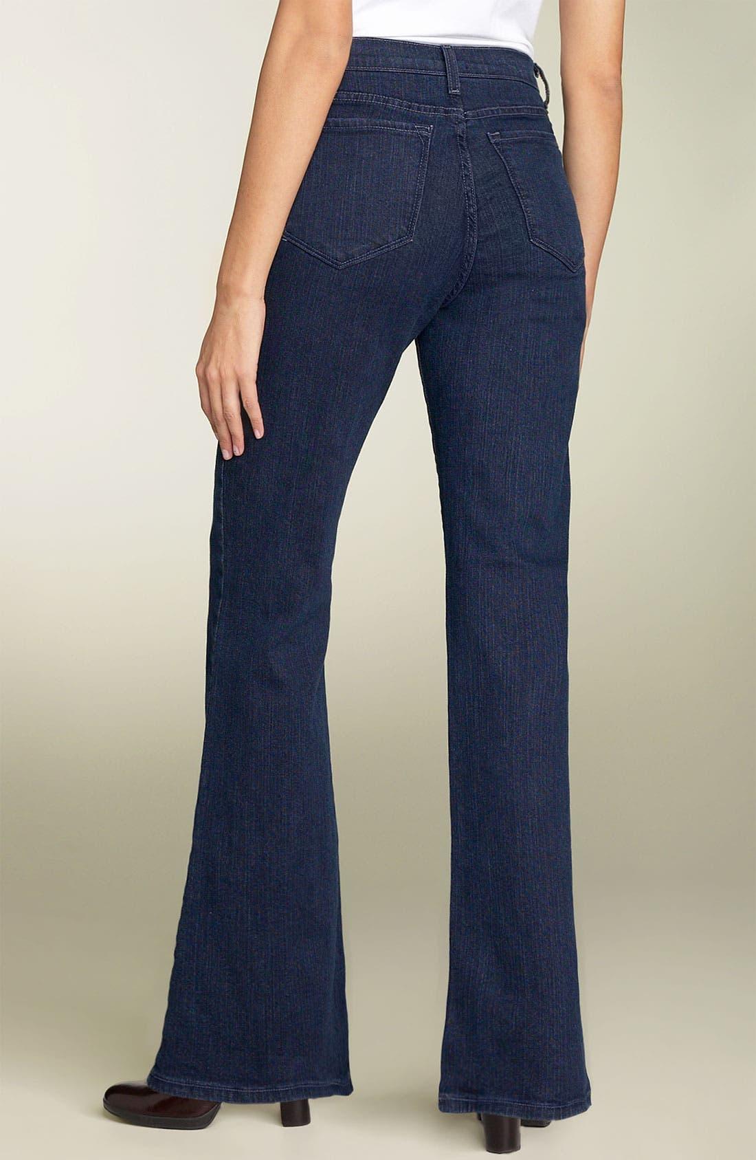 Alternate Image 2  - NYDJ Bootcut Stretch Jeans (Long)