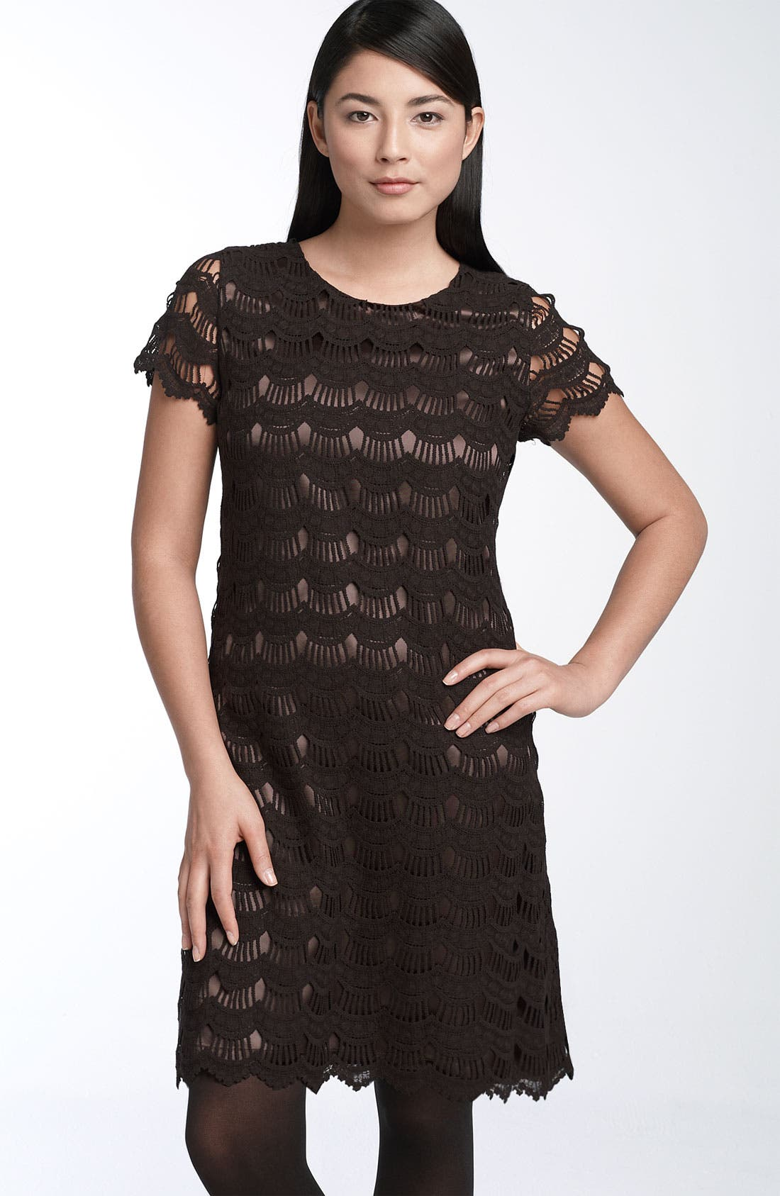 Alternate Image 1 Selected - kate spade 'bisous lace - gail' dress