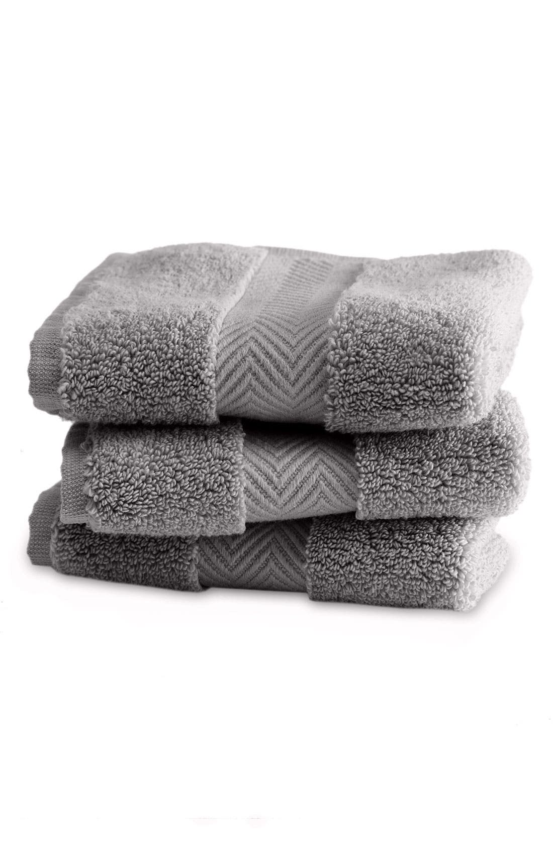 Alternate Image 3  - Nordstrom at Home Hydrocotton Washcloth (2 for $17)