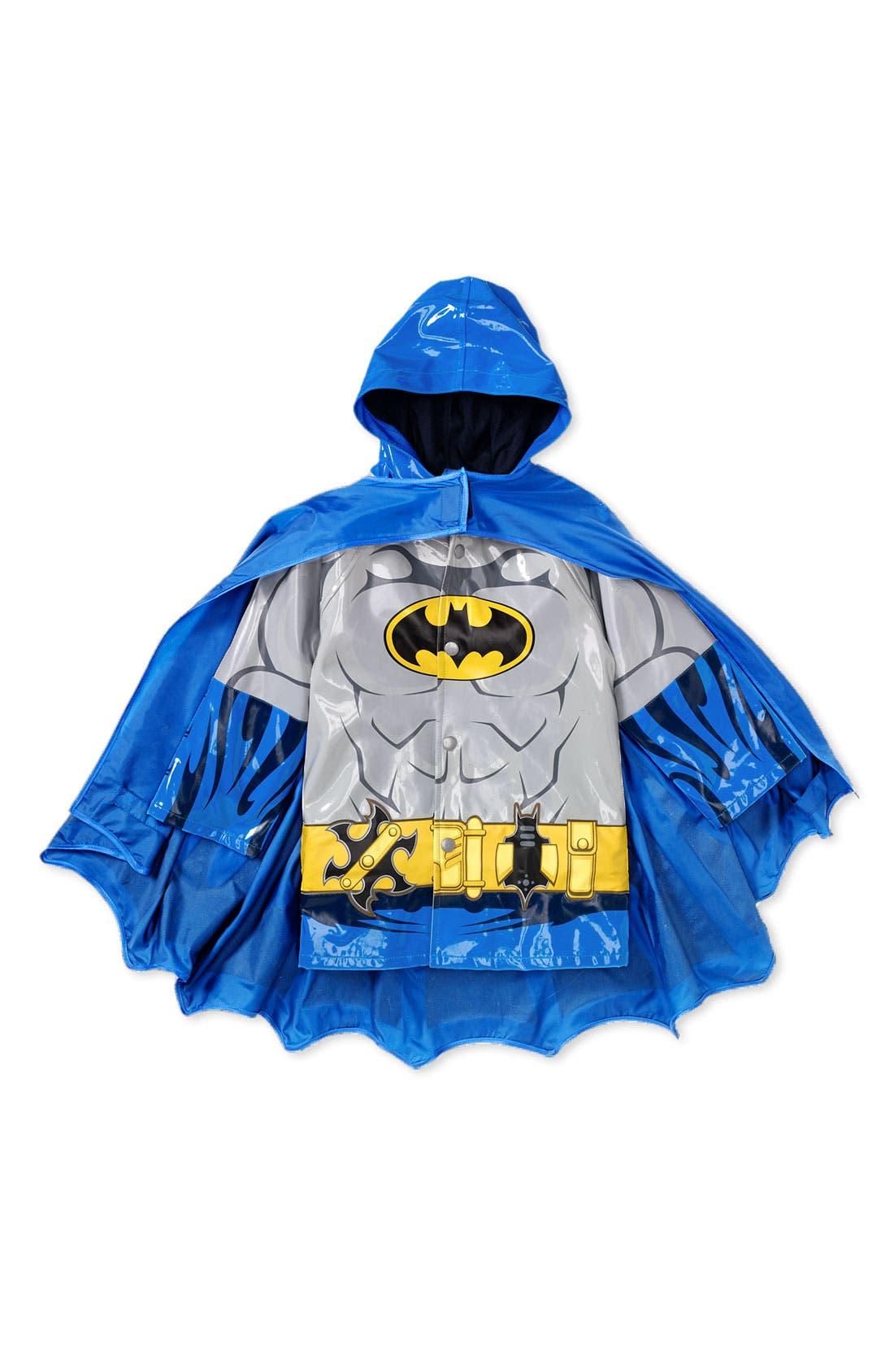 Alternate Image 1 Selected - Western Chief 'Batman' Raincoat (Toddler Boys & Little Boys)