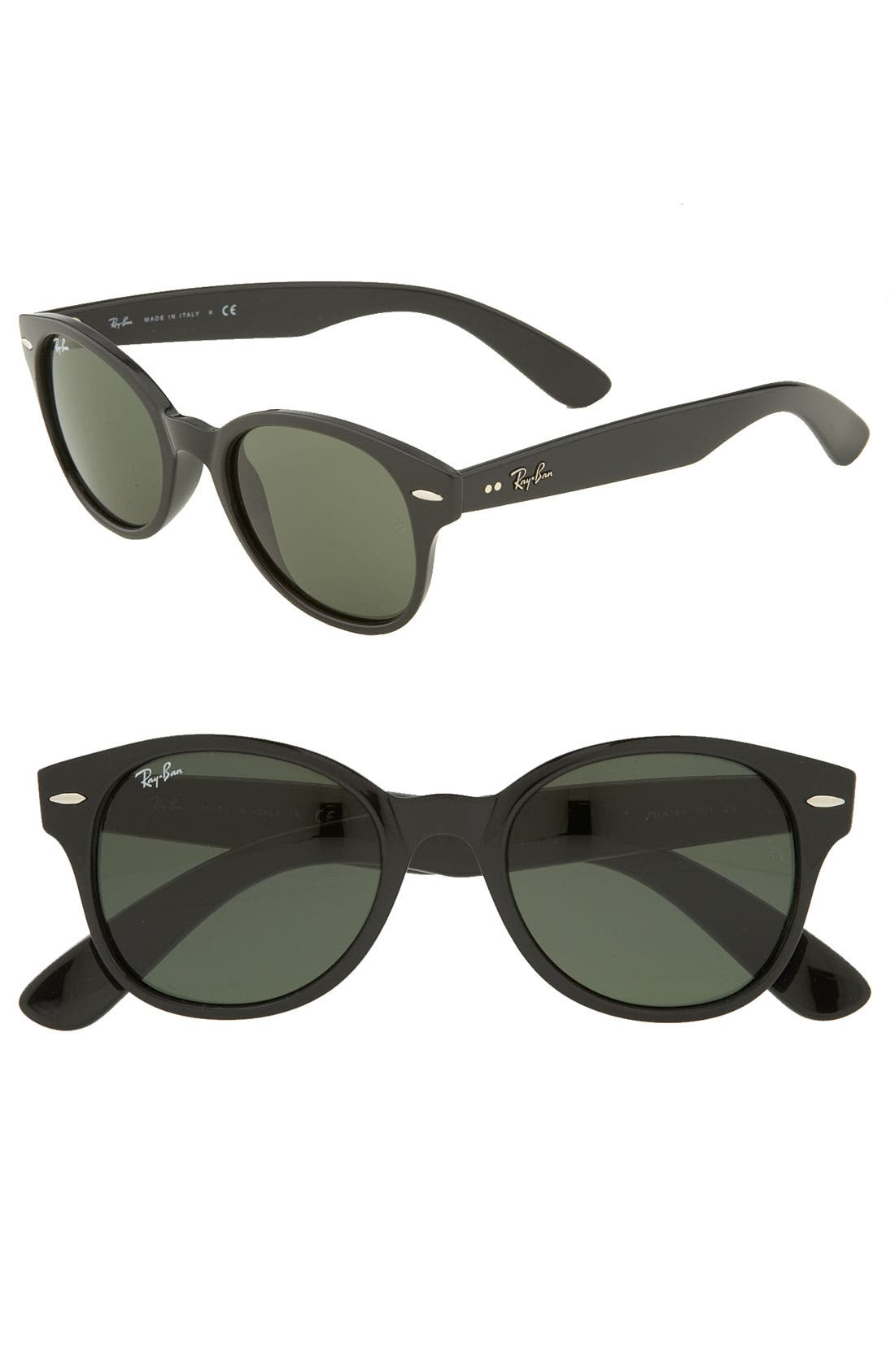 Alternate Image 1 Selected - Ray-Ban 'High Street Wayfarer' Sunglasses