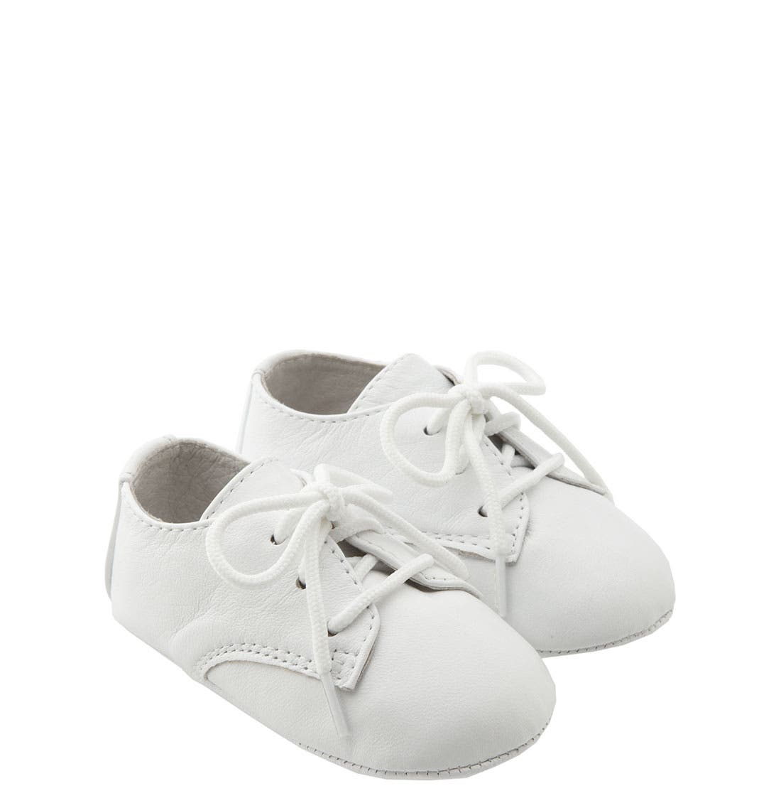 Alternate Image 1 Selected - Designer's Touch 'Eric' Crib Shoe (Baby)