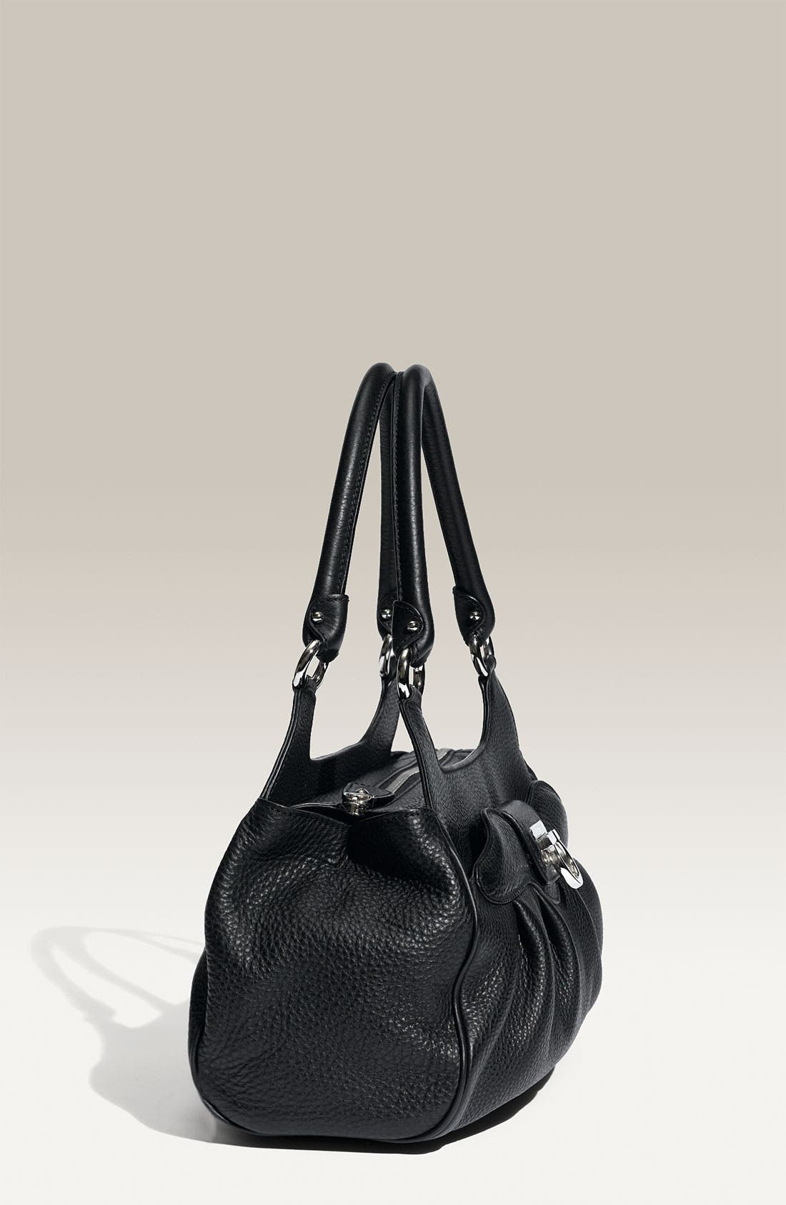 Alternate Image 2  - Salvatore Ferragamo 'Vitello' Leather Shopper