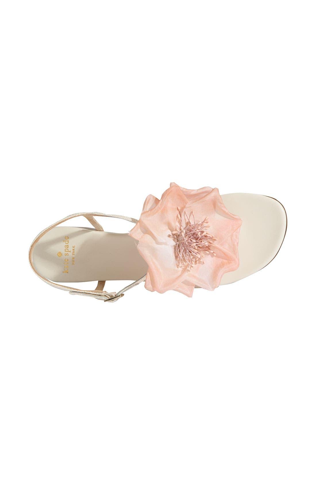 Alternate Image 3  - kate spade new york 'florina' sandal