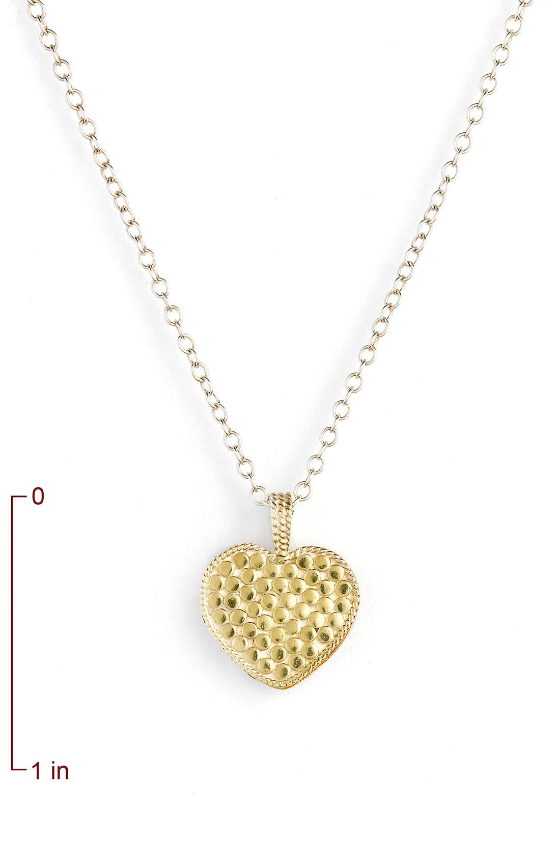 Alternate Image 2  - Anna Beck 'Gili' Reversible Heart Pendant Necklace