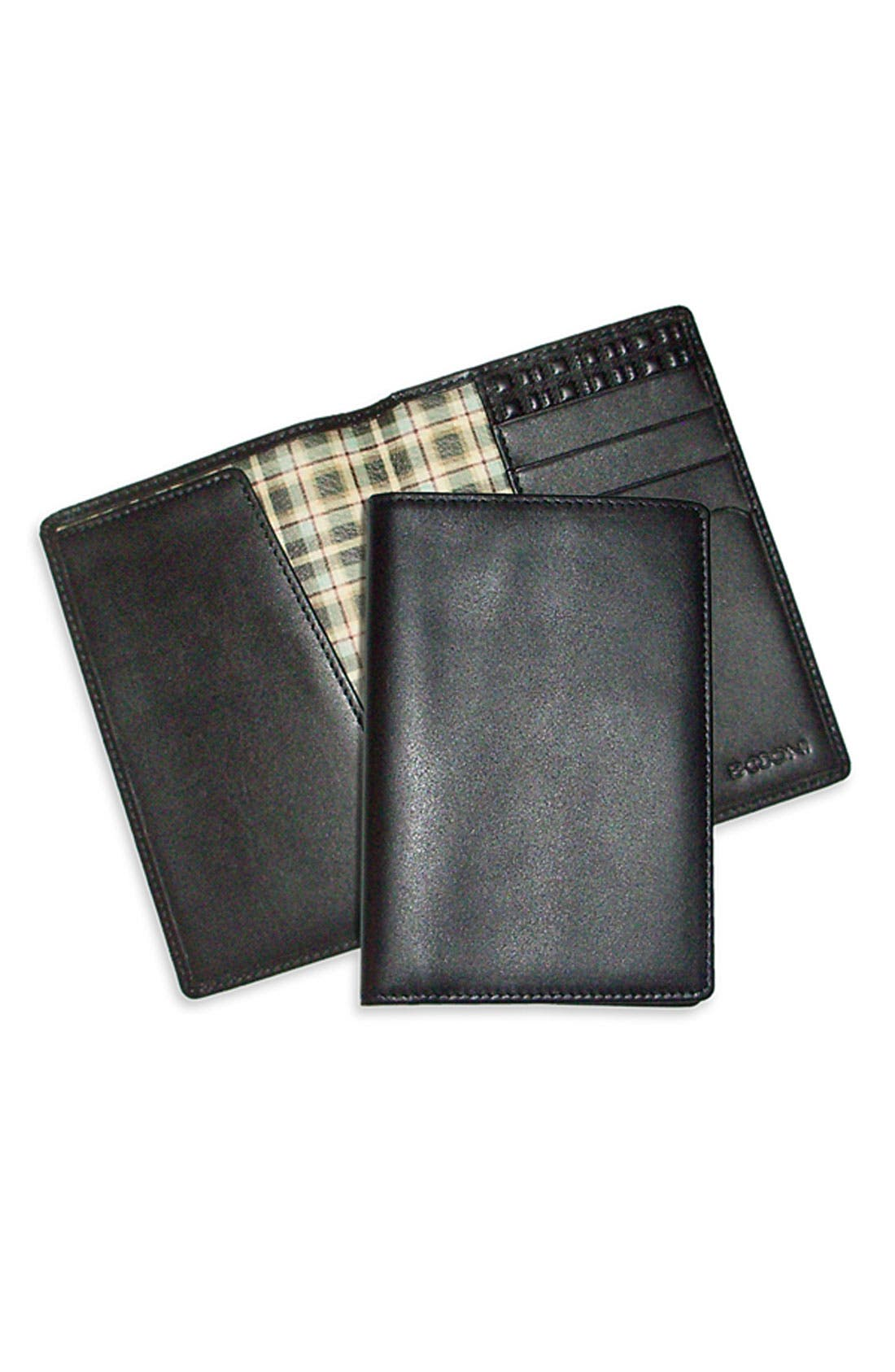 Alternate Image 1 Selected - Boconi Passport Case