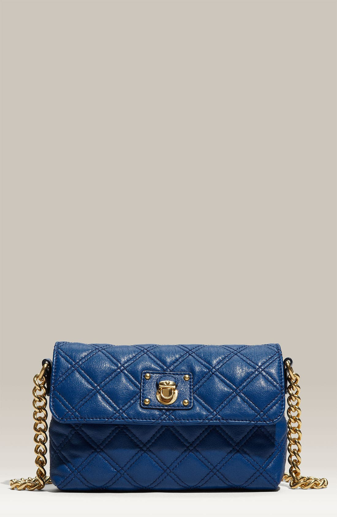 Alternate Image 1 Selected - MARC JACOBS 'The Single' Quilted Crossbody Bag