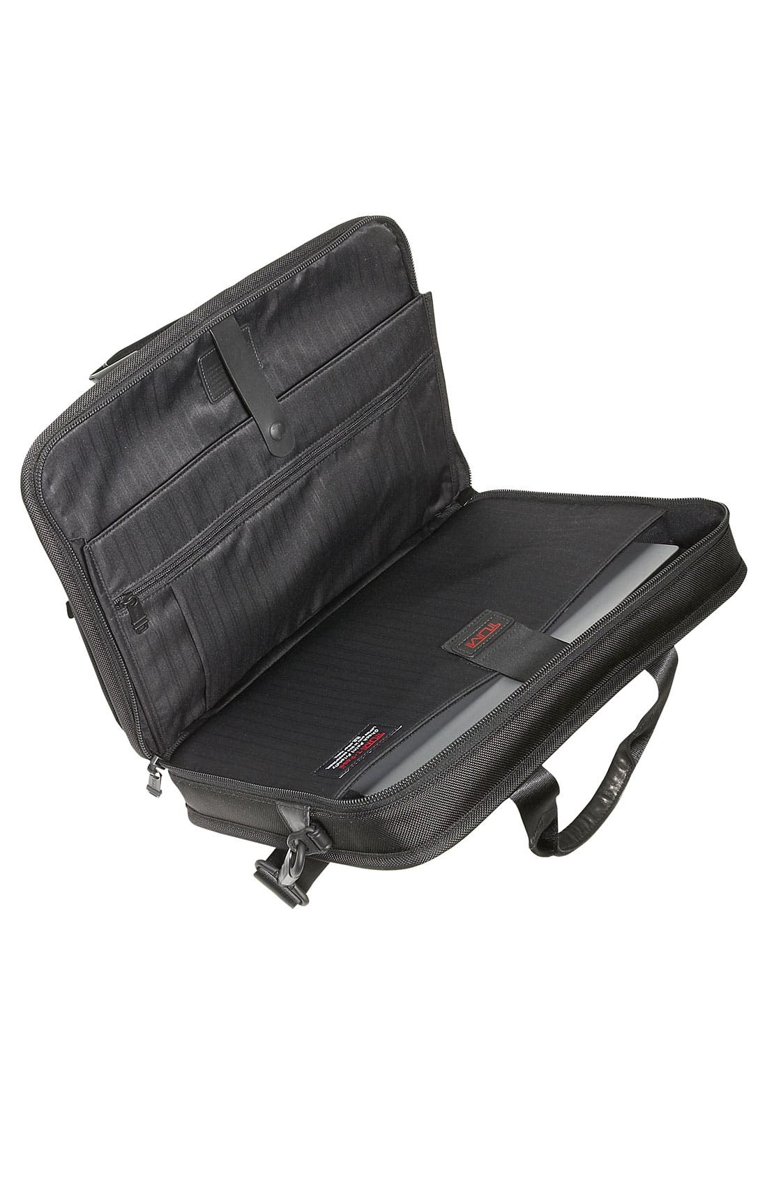 Alternate Image 2  - Tumi 'Medium Alpha T-Pass™' Slim Laptop Briefcase