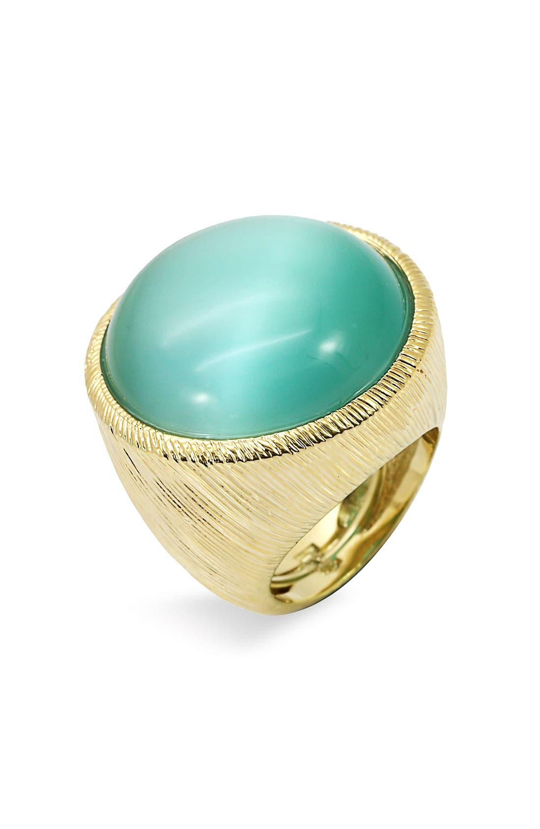 Alternate Image 1 Selected - Ariella Collection Round Cabochon Ring