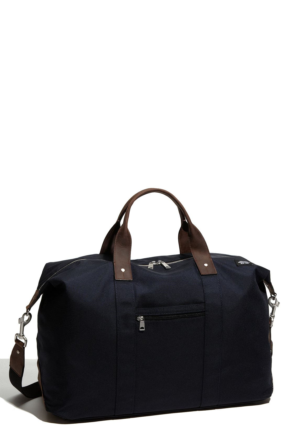 Alternate Image 1 Selected - Jack Spade 'Wing' Nylon Duffel Bag