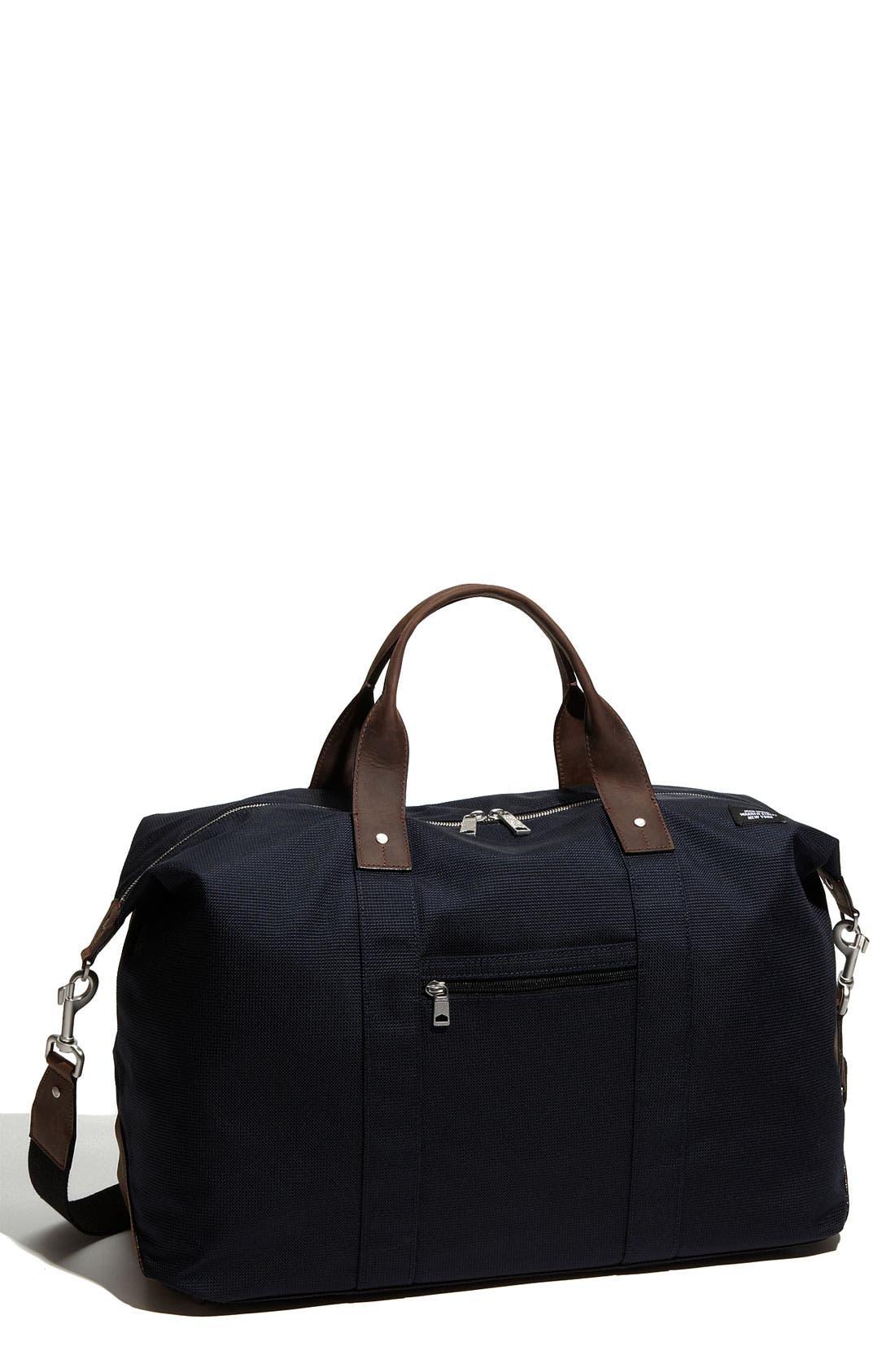 Main Image - Jack Spade 'Wing' Nylon Duffel Bag
