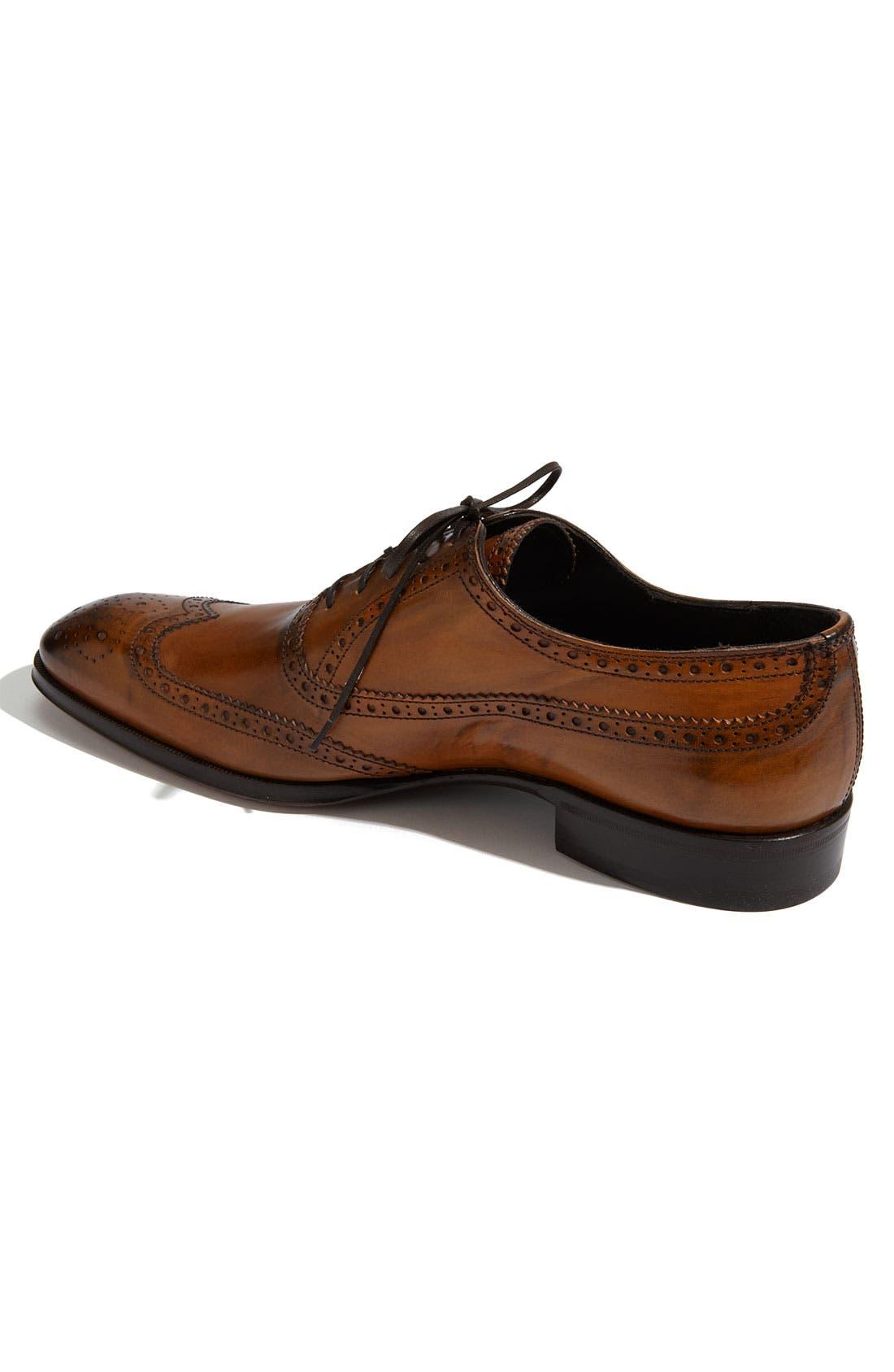Alternate Image 2  - To Boot New York 'Windsor' Wingtip Oxford (Men)