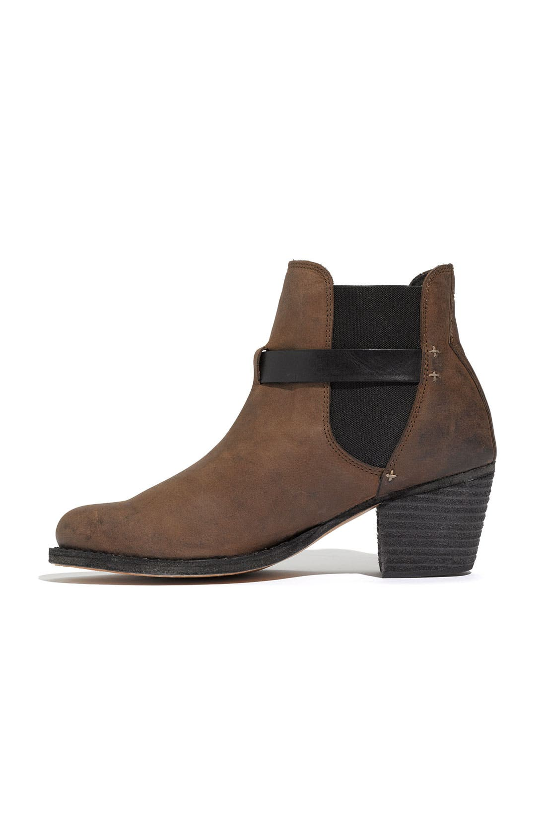 'Durham' Boot,                             Alternate thumbnail 2, color,                             Dark Brown Nero