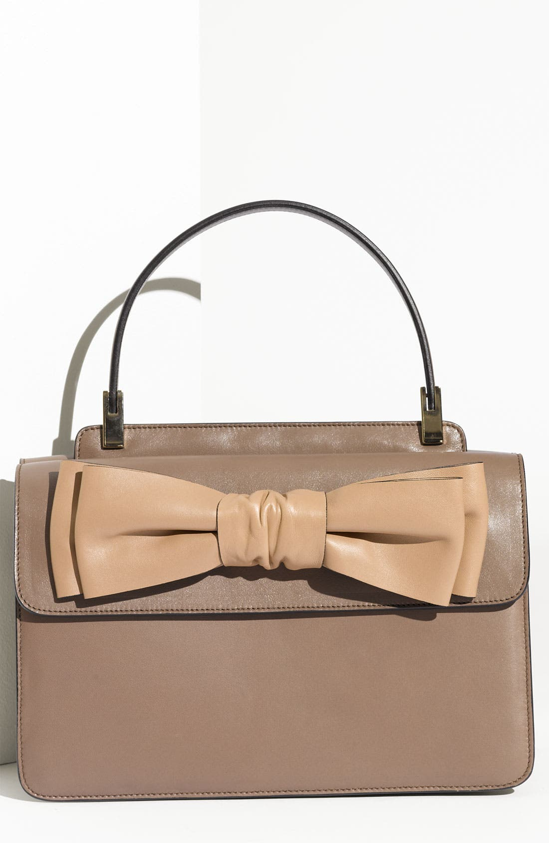Alternate Image 1 Selected - Valentino 'Aphrodite - Small' Leather Shopper