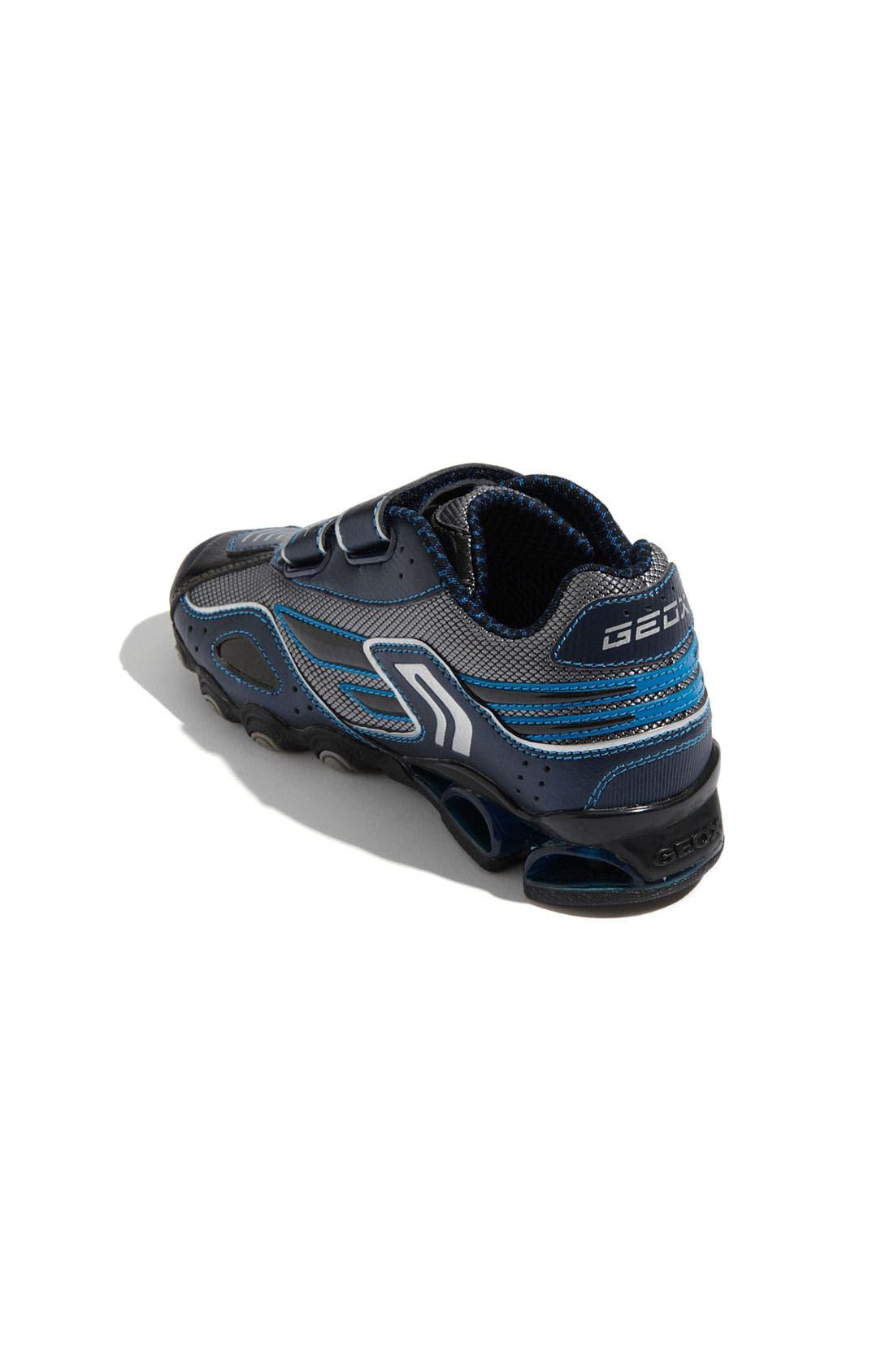 Alternate Image 2  - Geox 'Tornado 10' Sneaker (Toddler, Little Kid & Big Kid)