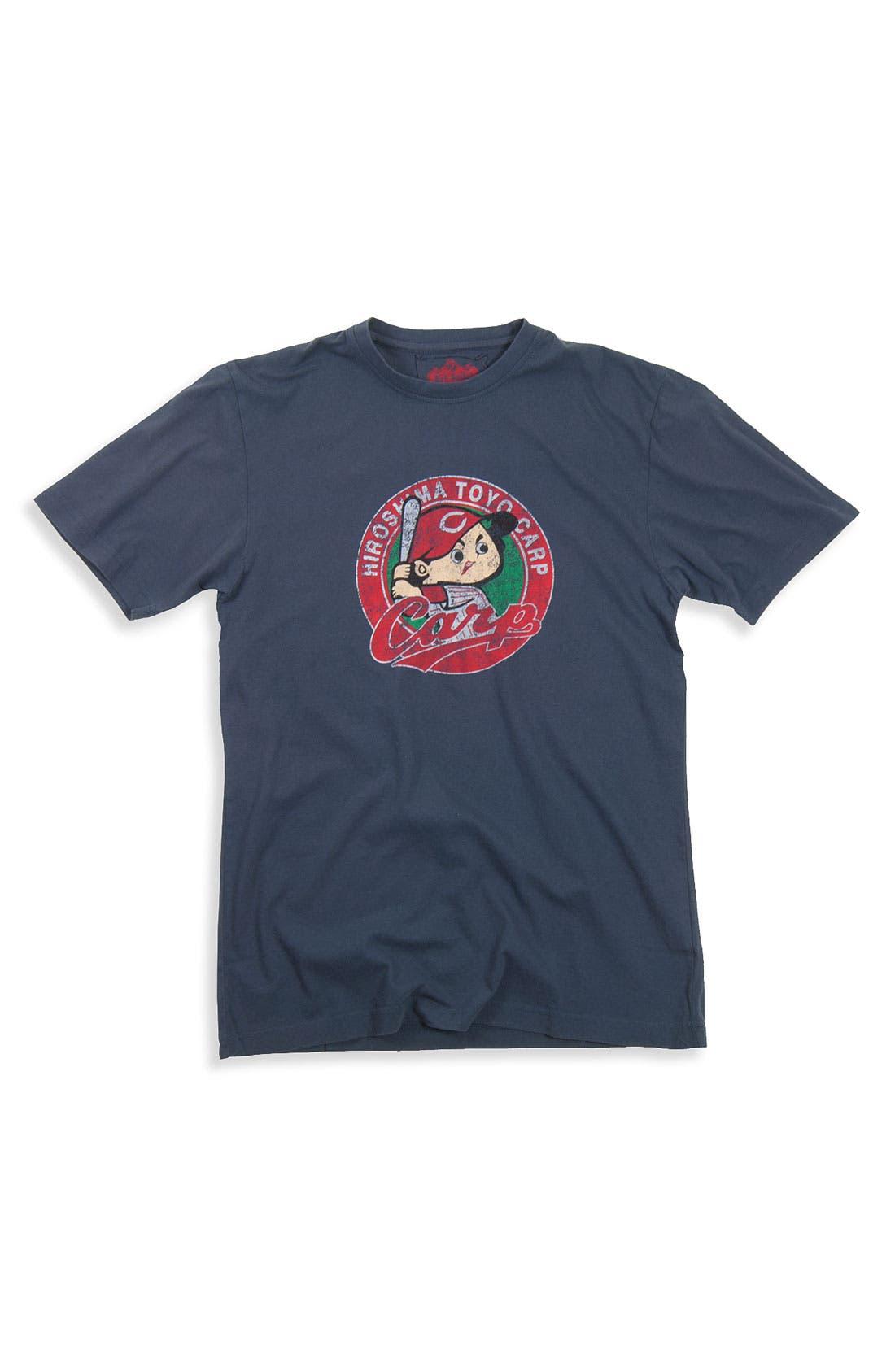 Alternate Image 4  - Red Jacket 'Hiroshima Carps - Brass Tack' T-Shirt (Men)