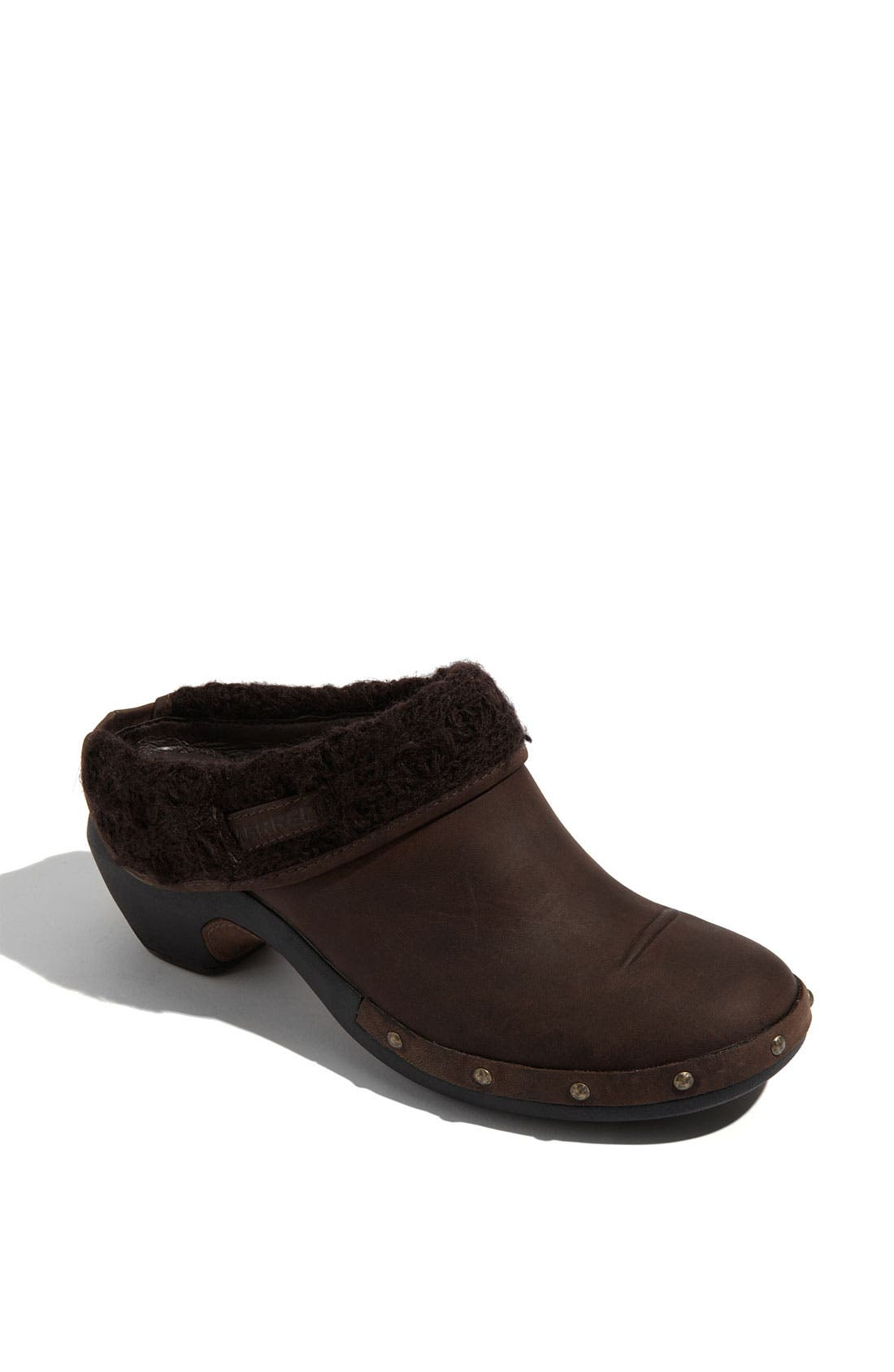 Alternate Image 1 Selected - Merrell Knit Trim Clog