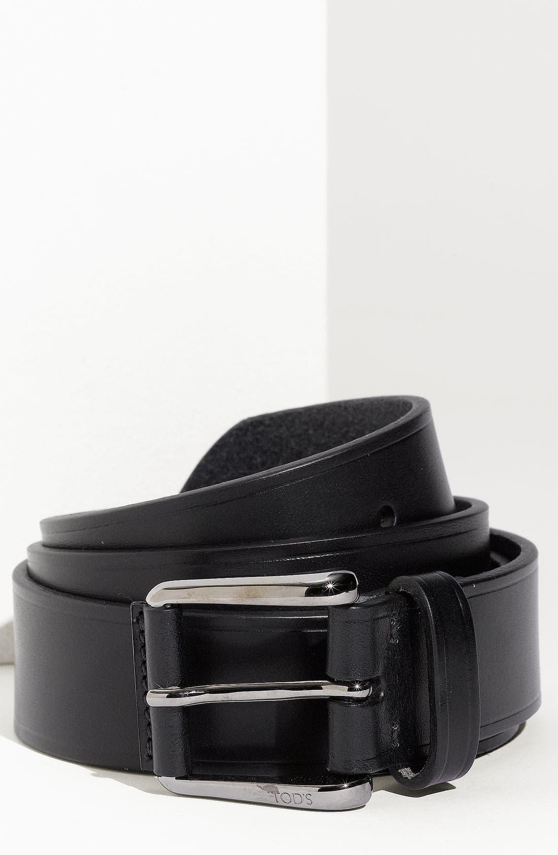 Main Image - Tod's Leather Belt