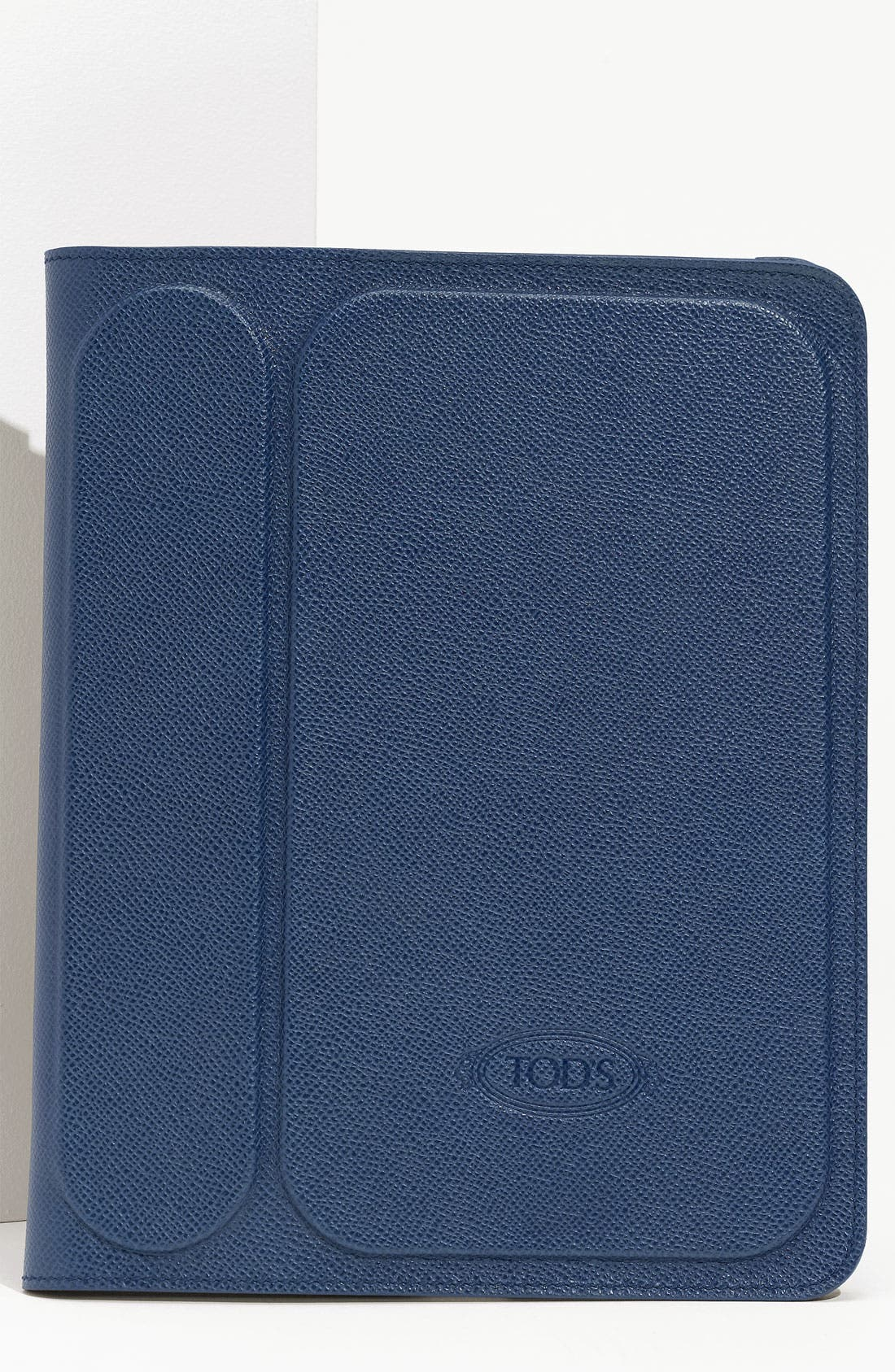 Alternate Image 1 Selected - Tod's Leather iPad Case