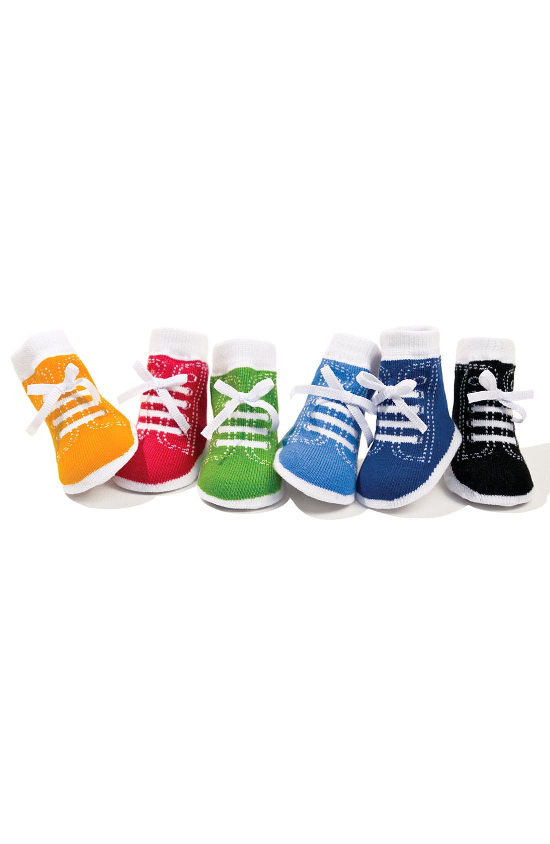 Alternate Image 1 Selected - Trumpette Socks (Baby Boys)