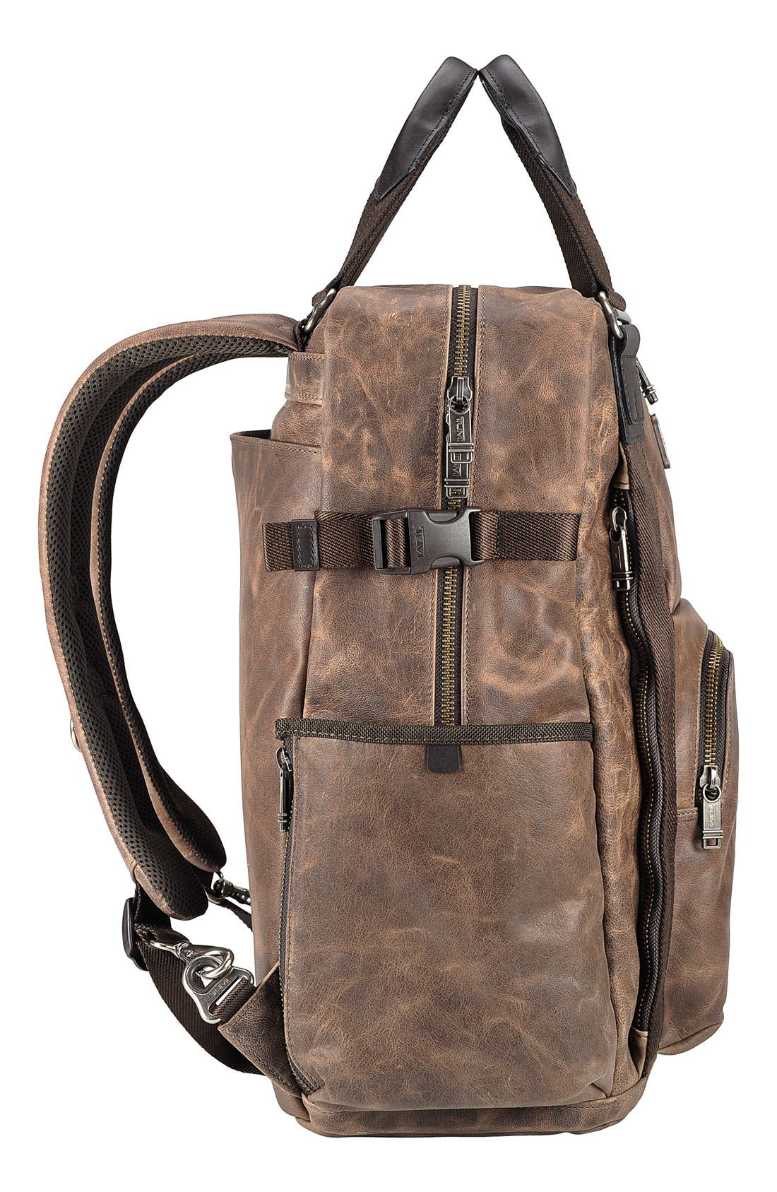 Alternate Image 4  - Tumi 'Bravo - Lejune' Backpack Tote