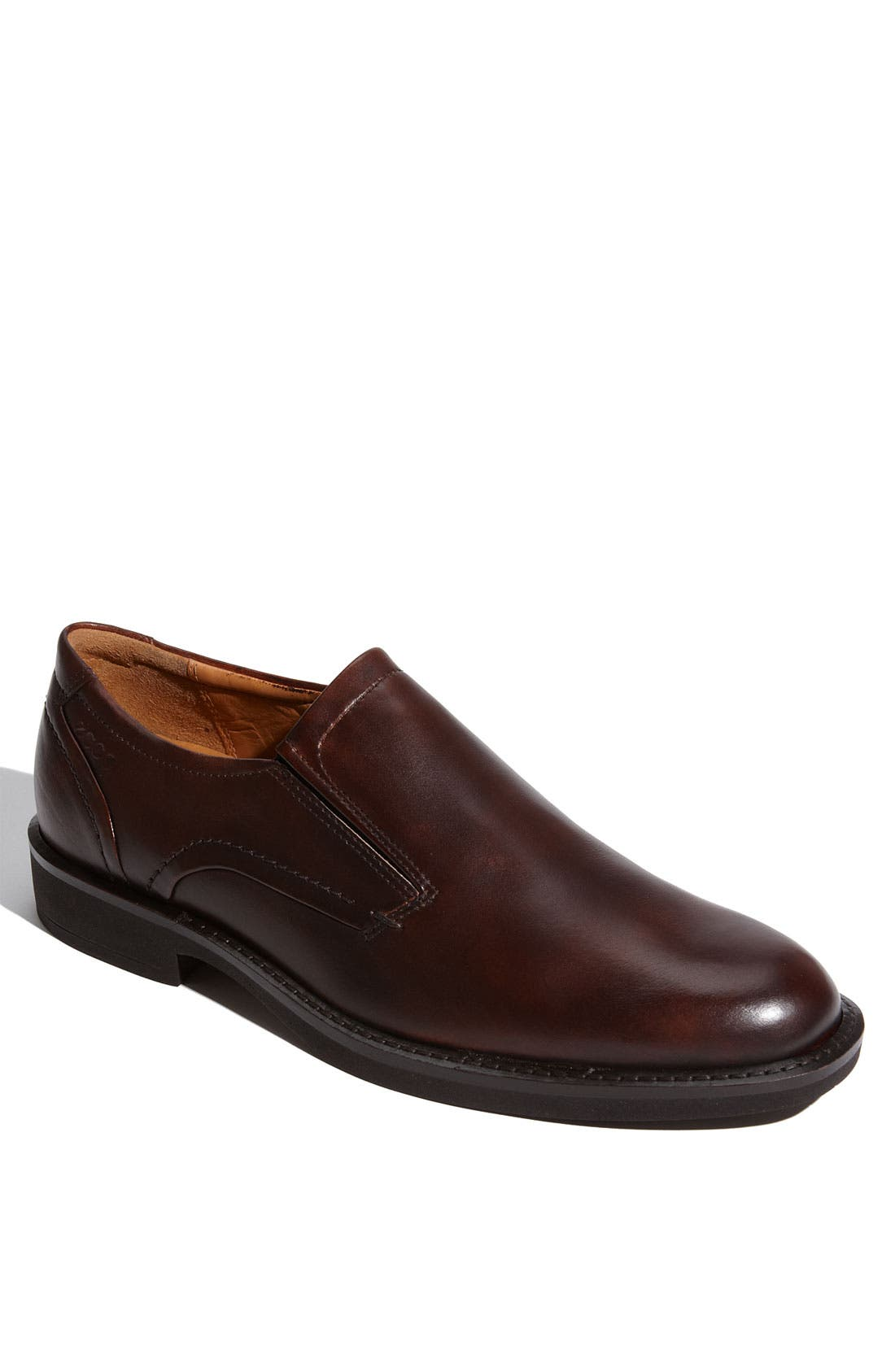 Alternate Image 1 Selected - ECCO 'Biarritz' Slip-On Loafer