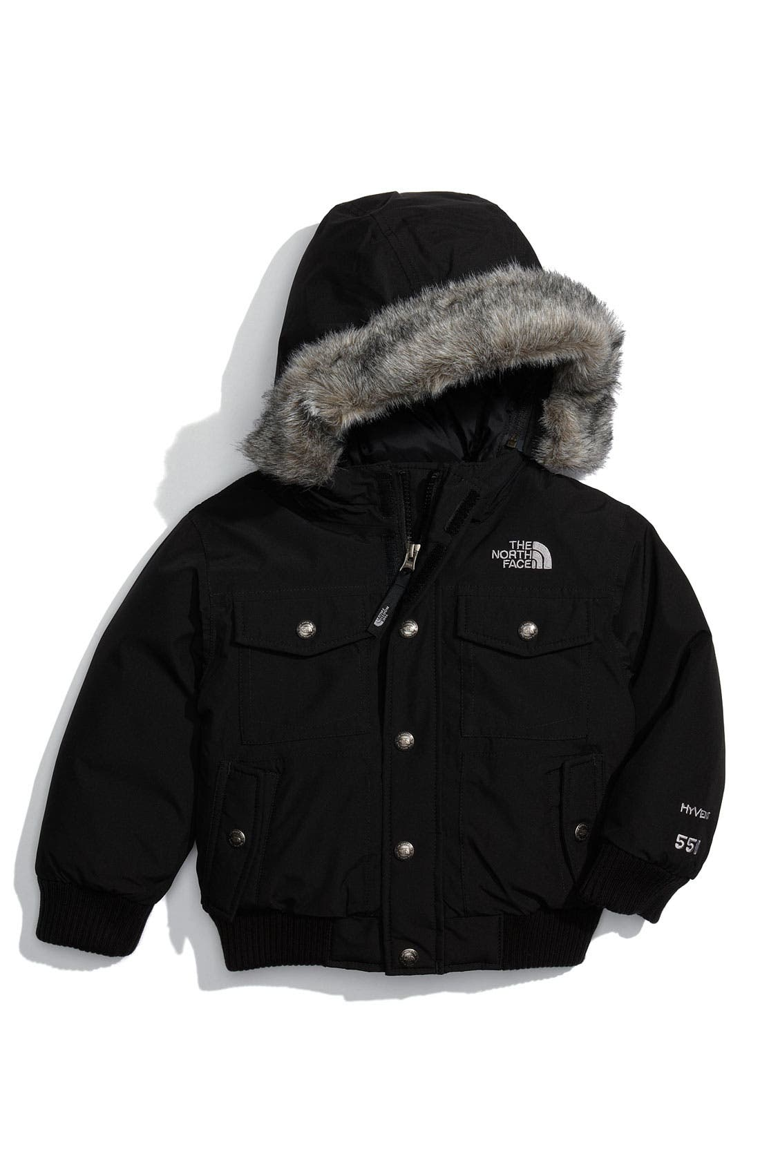Main Image - The North Face 'Gotham' Down Jacket (Toddler)