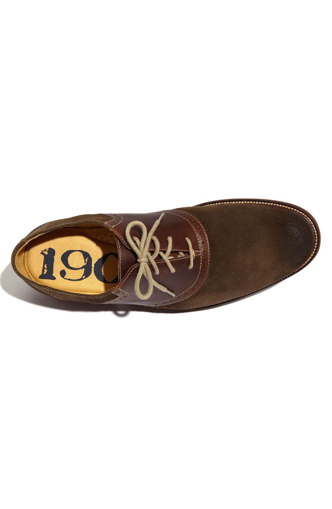 Alternate Image 3  - 1901 'Saddle Up' Saddle Shoe (Men)