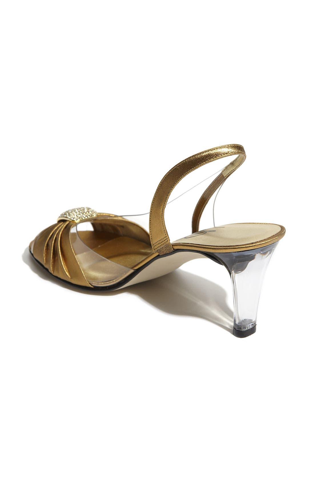 Alternate Image 2  - Dezario 'Turban' Slingback Sandal