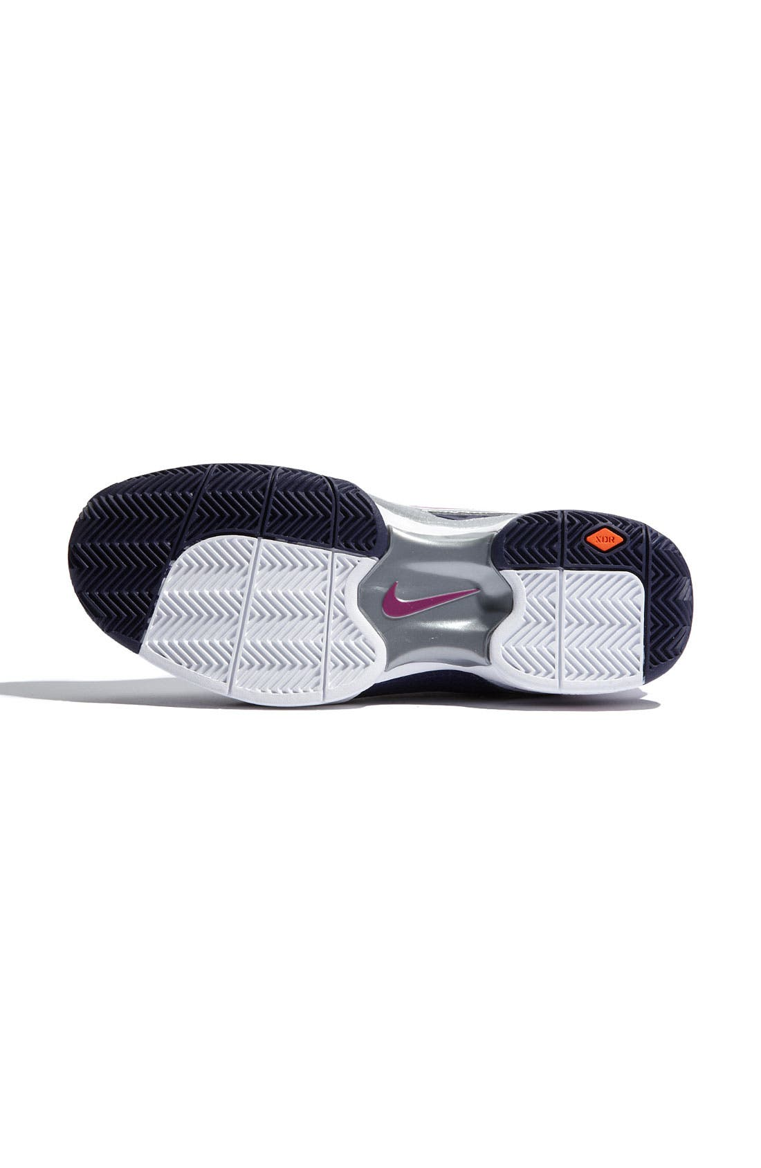 Alternate Image 4  - Nike 'Zoom Breathe 2' Tennis Shoe (Women)