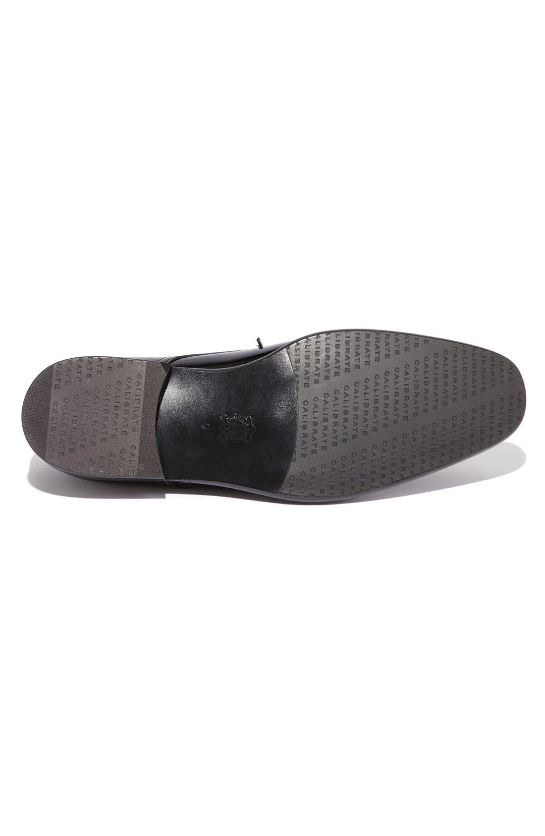 Alternate Image 4  - Calibrate 'Oscar' Patent Leather Dress Shoe (Men)