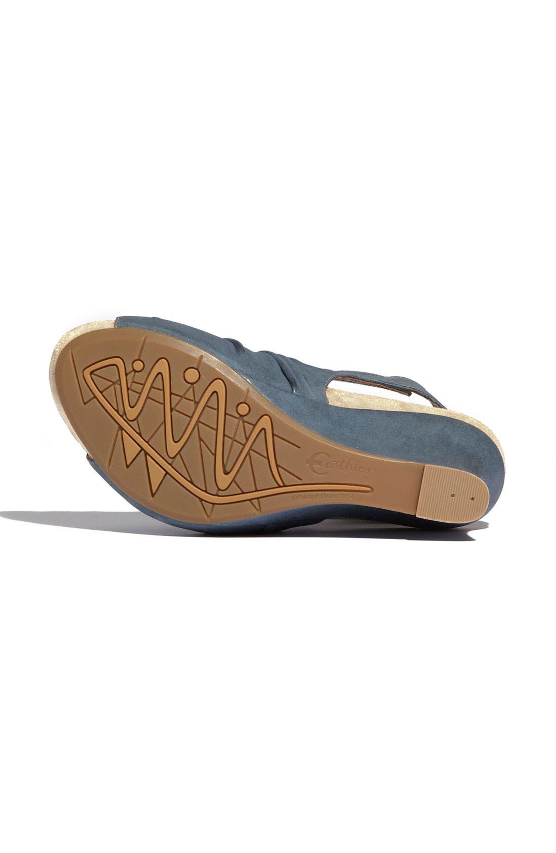 Alternate Image 4  - Earthies® 'Bonaire Too' Wedge Sandal