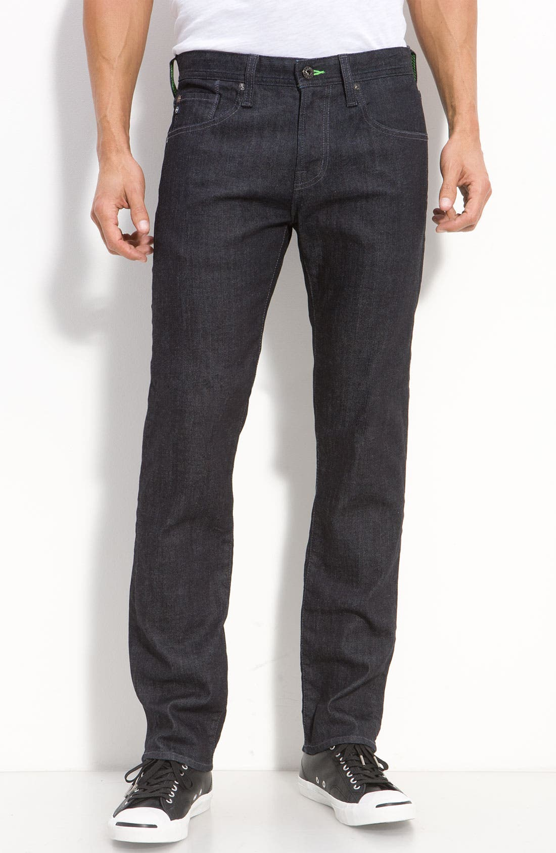 Alternate Image 1 Selected - AG Jeans 'Matchbox' Slim Straight Leg Jeans (Jake) (Save Now through 12/9)