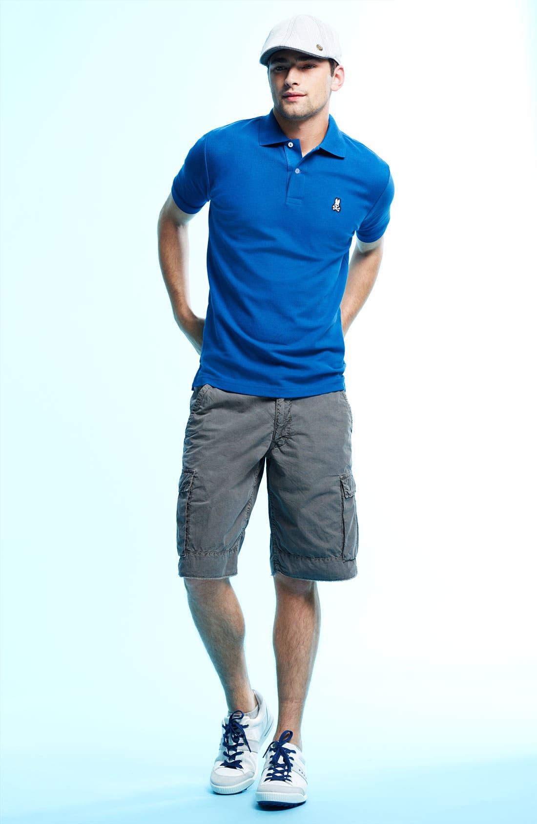 'Oxnard' Cargo Shorts,                             Alternate thumbnail 7, color,