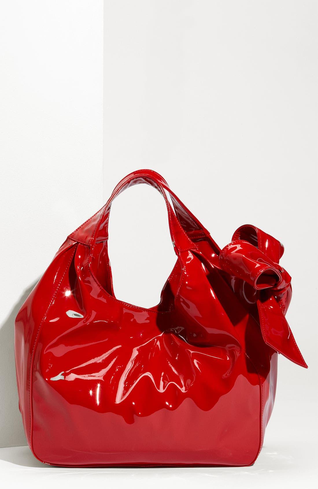 Alternate Image 1 Selected - Valentino 'Medium Lacca Nuage' Hobo