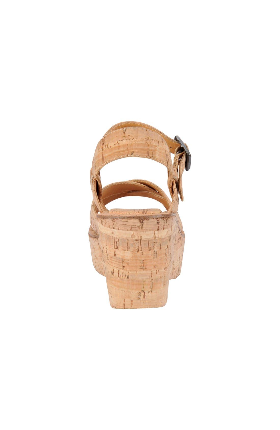 Alternate Image 4  - Kork-Ease 'Ava' Wedge Sandal