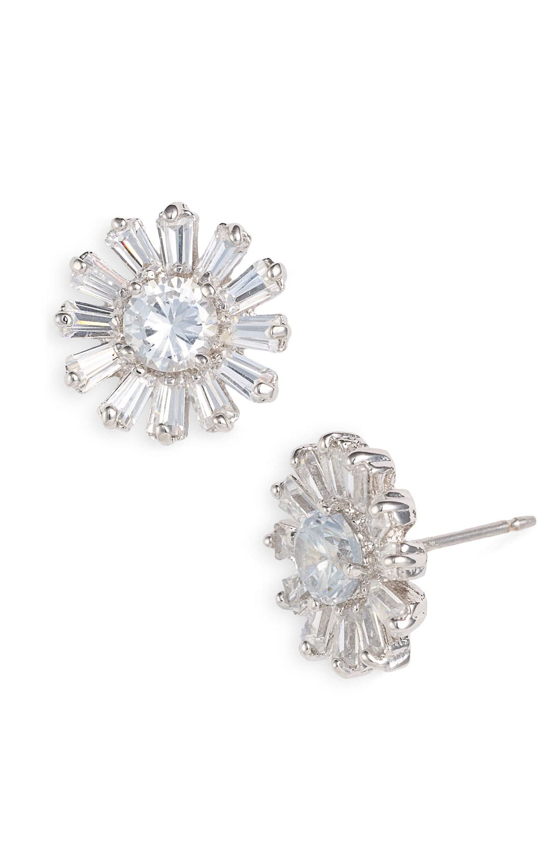 Alternate Image 1 Selected - kate spade new york 'crystal gardens' stud earrings
