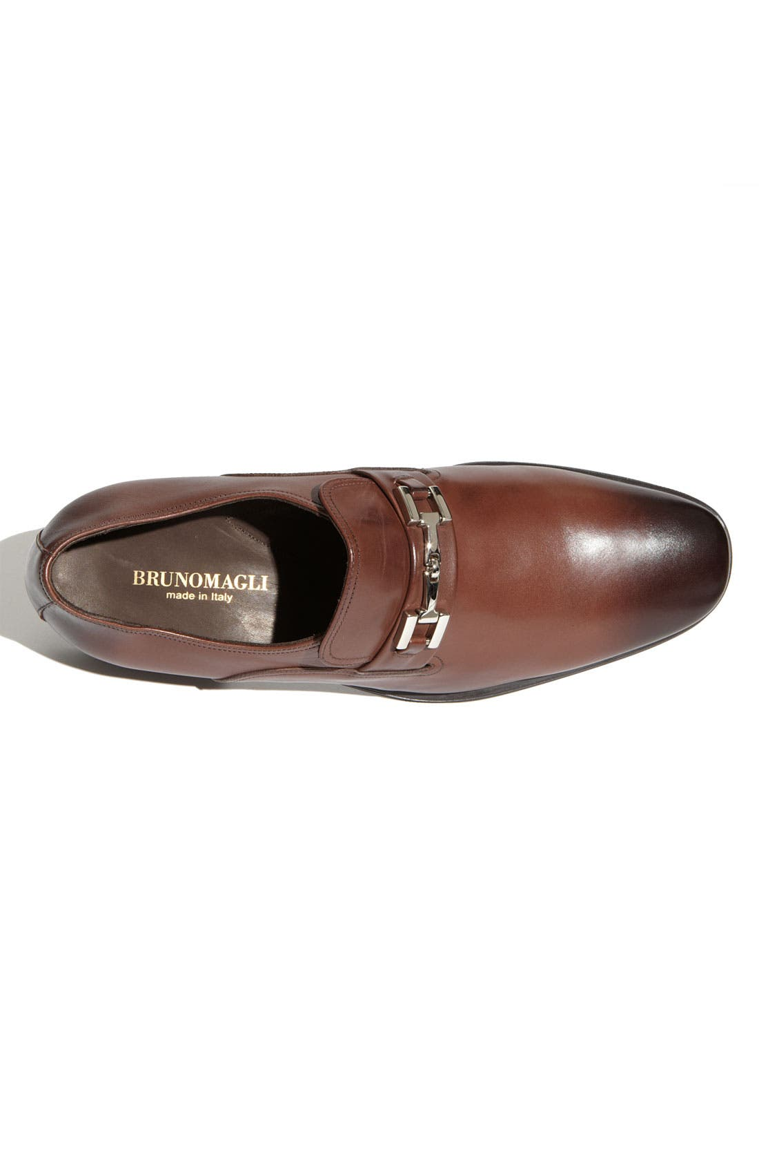 Alternate Image 3  - Bruno Magli 'Gulliver' Bit Loafer