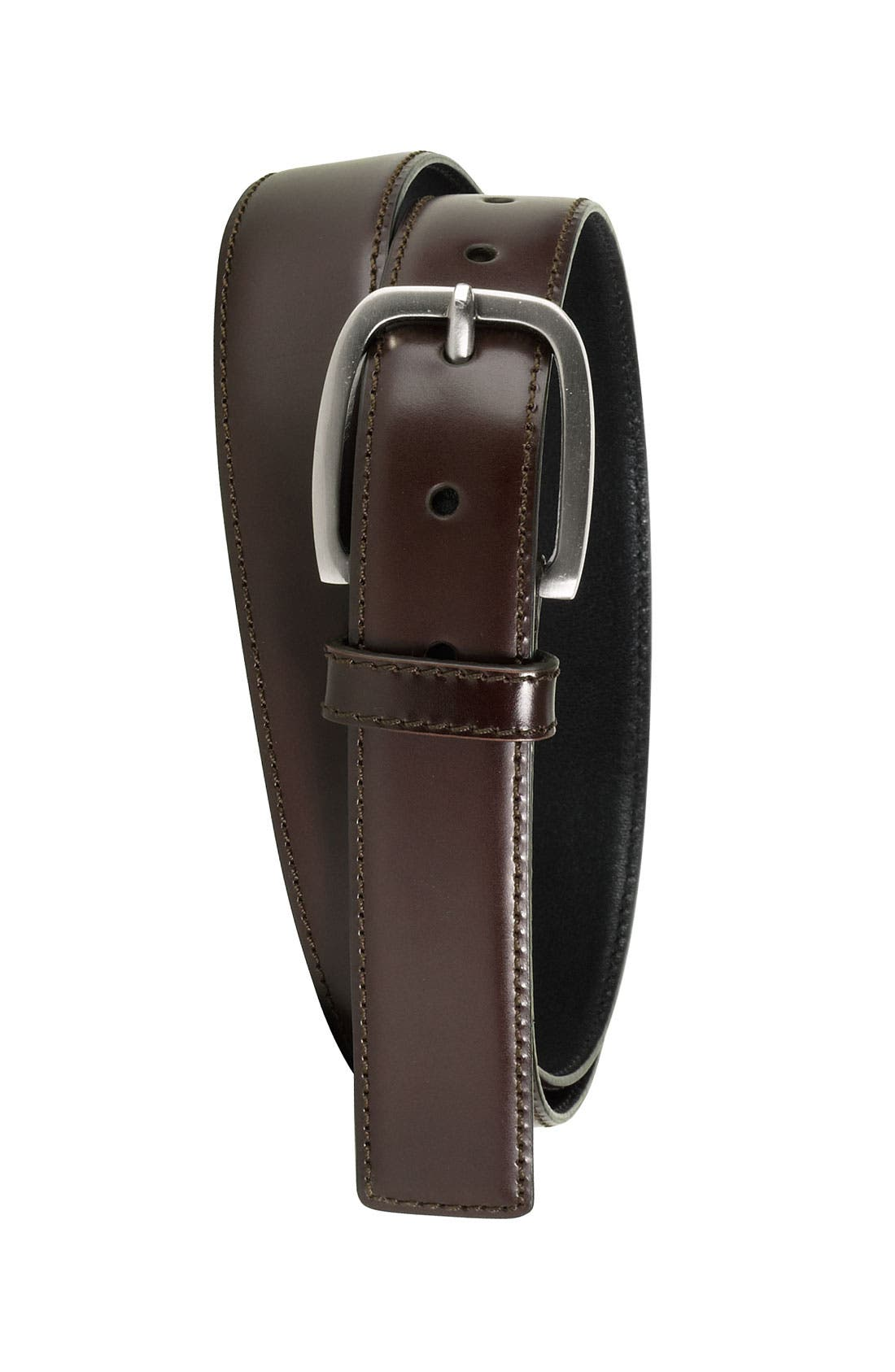 Alternate Image 1 Selected - Cole Haan 'Colton' Leather Belt