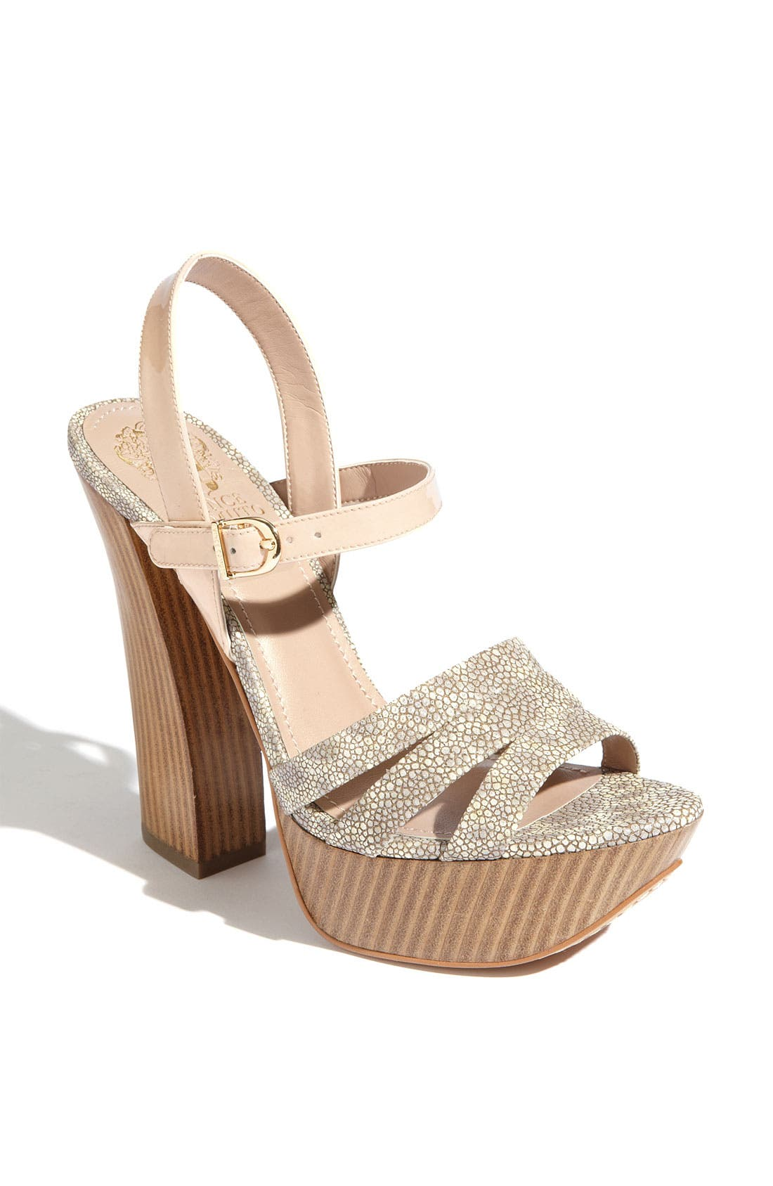 Alternate Image 1 Selected - Vince Camuto 'Miner' Sandal