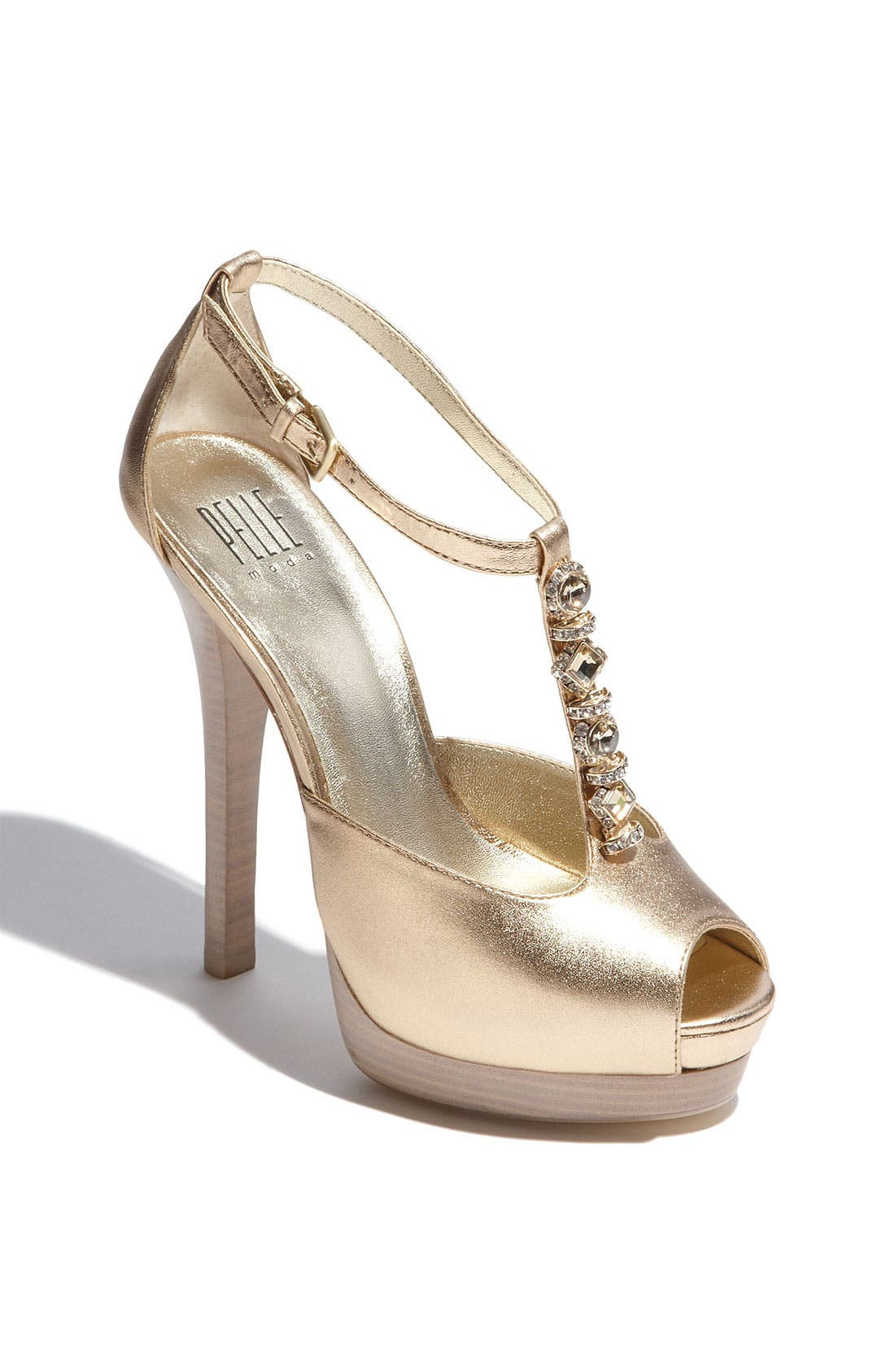 Main Image - Pelle Moda 'Rae' Platform Sandal
